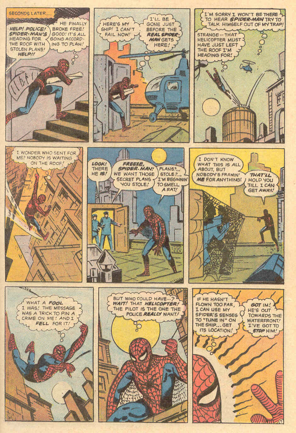 The Amazing Spider-Man (1963) _Annual_7 Page 7