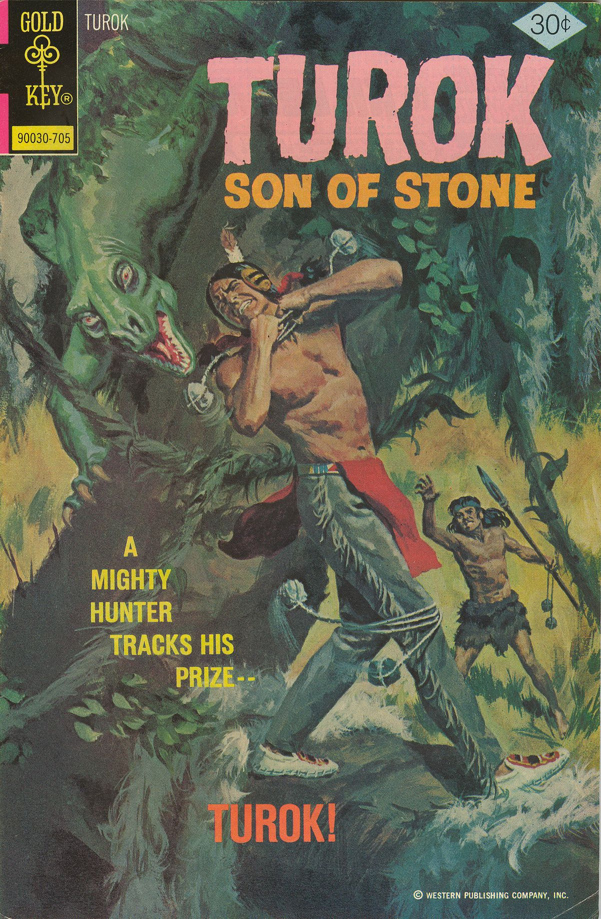 Read online Turok, Son of Stone comic -  Issue #109 - 1