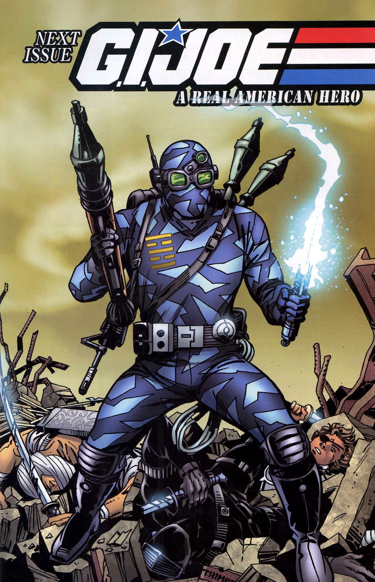 G.I. Joe: A Real American Hero 171 Page 23