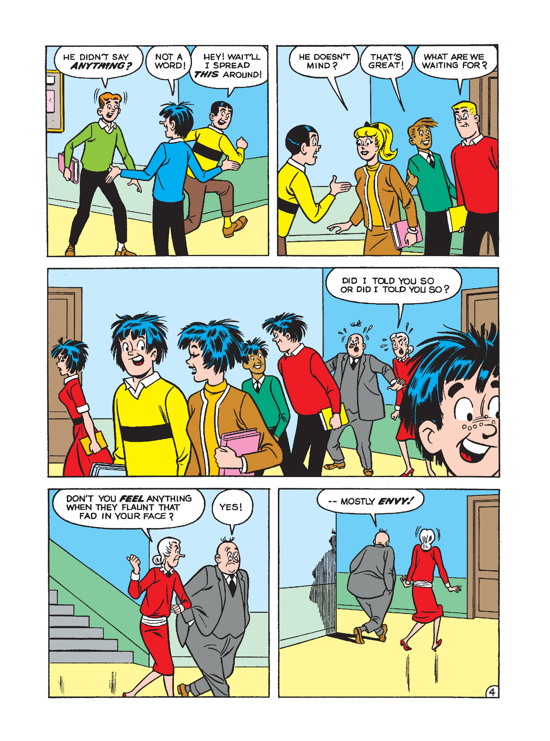 Read online Archie 75th Anniversary Digest comic -  Issue #3 - 112