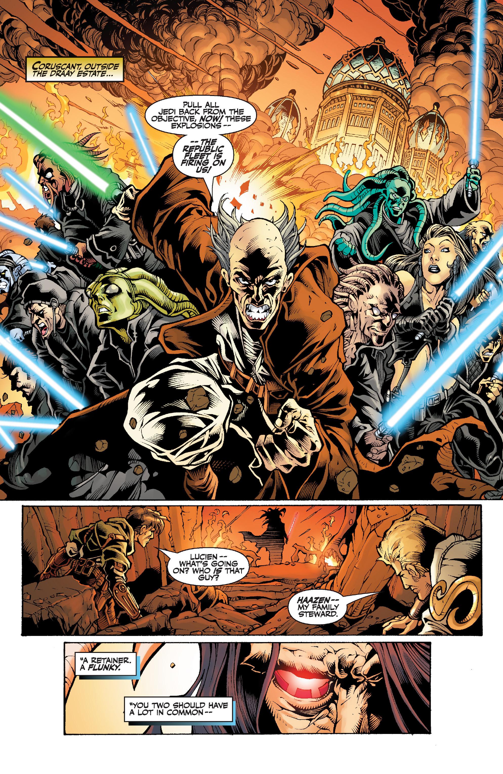 Read online Star Wars Omnibus comic -  Issue # Vol. 32 - 327