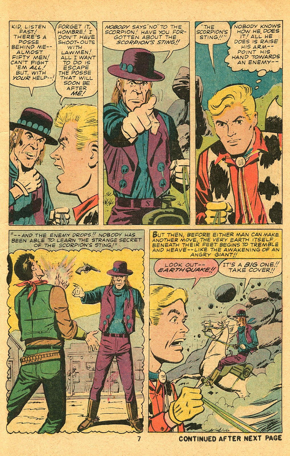 Kid Colt Outlaw issue 193 - Page 9