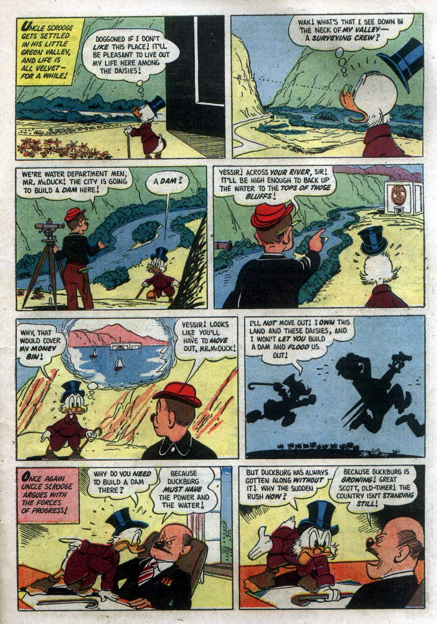 Read online Uncle Scrooge (1953) comic -  Issue #15 - 31