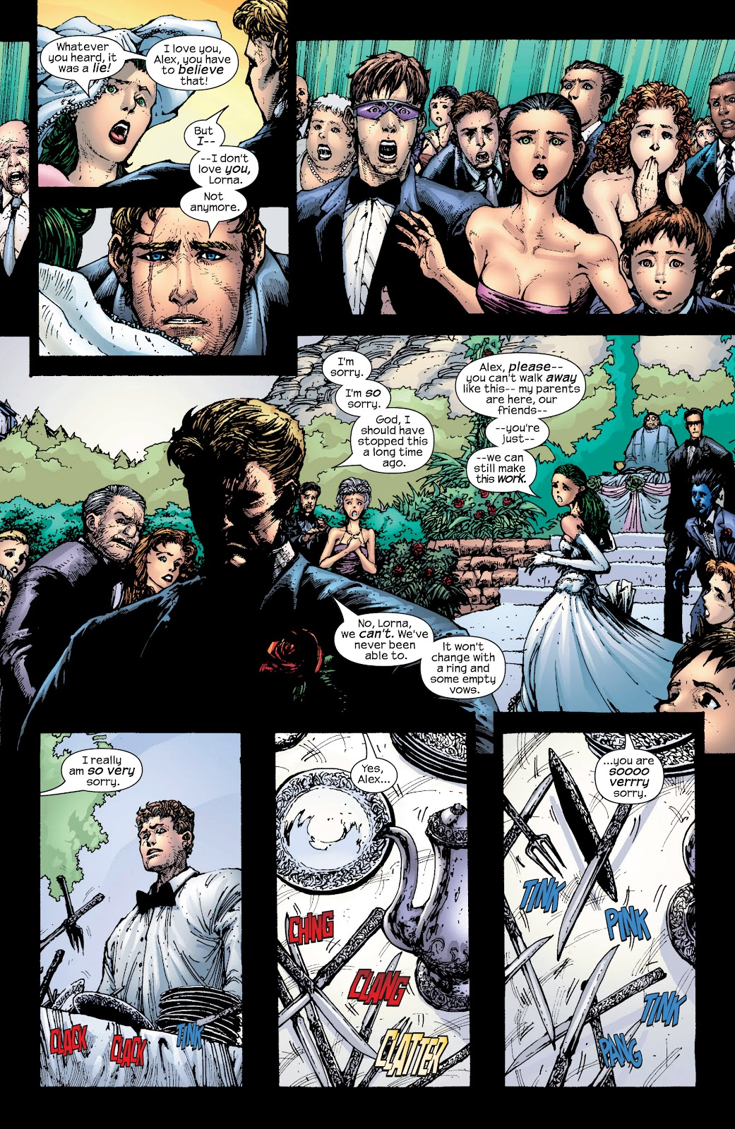 Uncanny X-Men (1963) issue 425 - Page 22