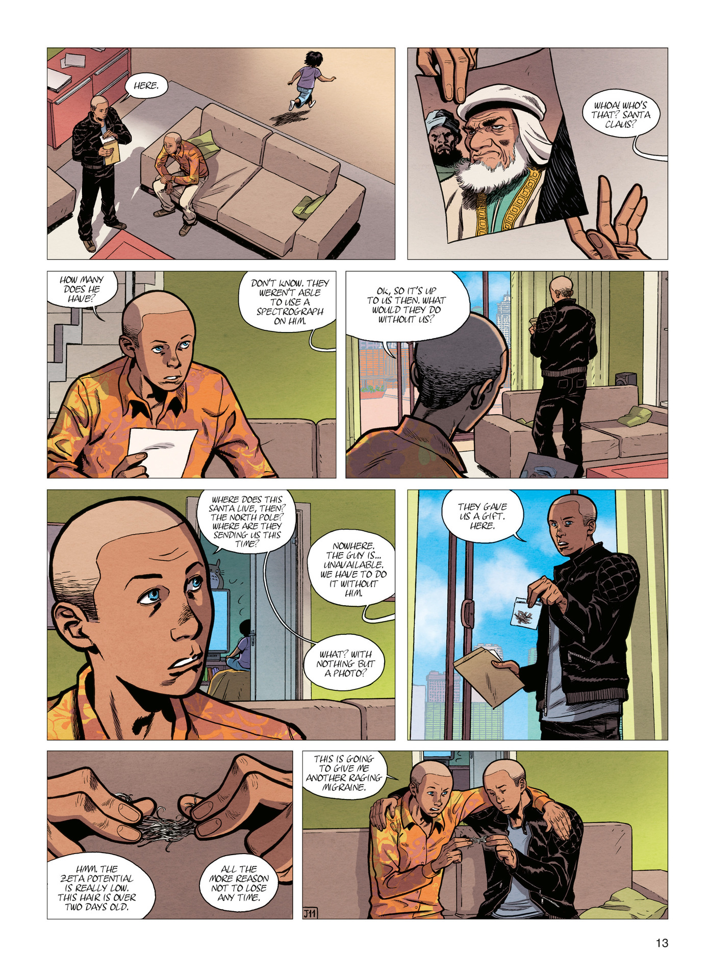 Read online Alter Ego comic -  Issue #4 - 15
