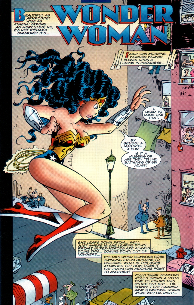 Read online Sergio Aragones Destroys DC comic -  Issue # Full - 19