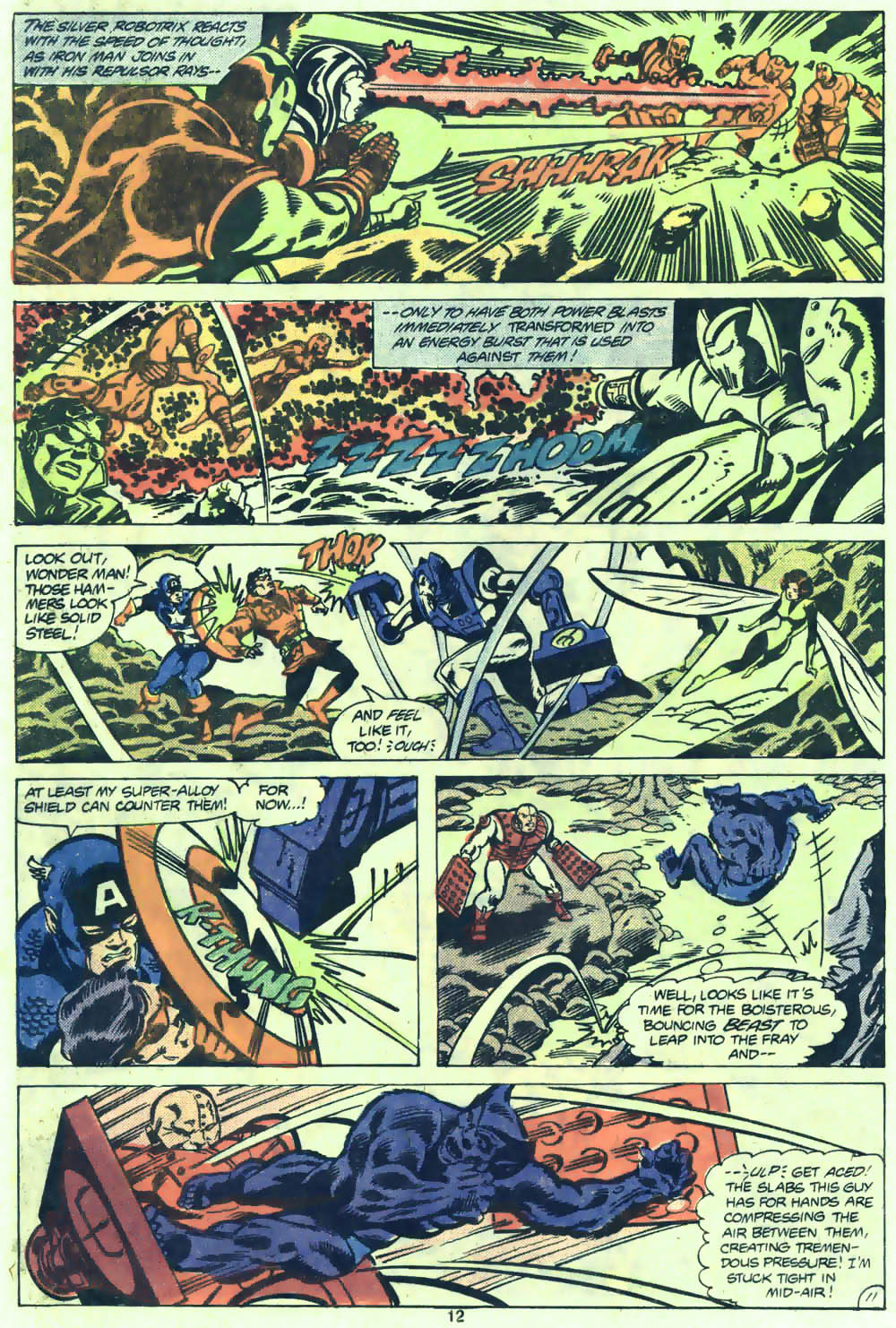 The Avengers (1963) 205 Page 11