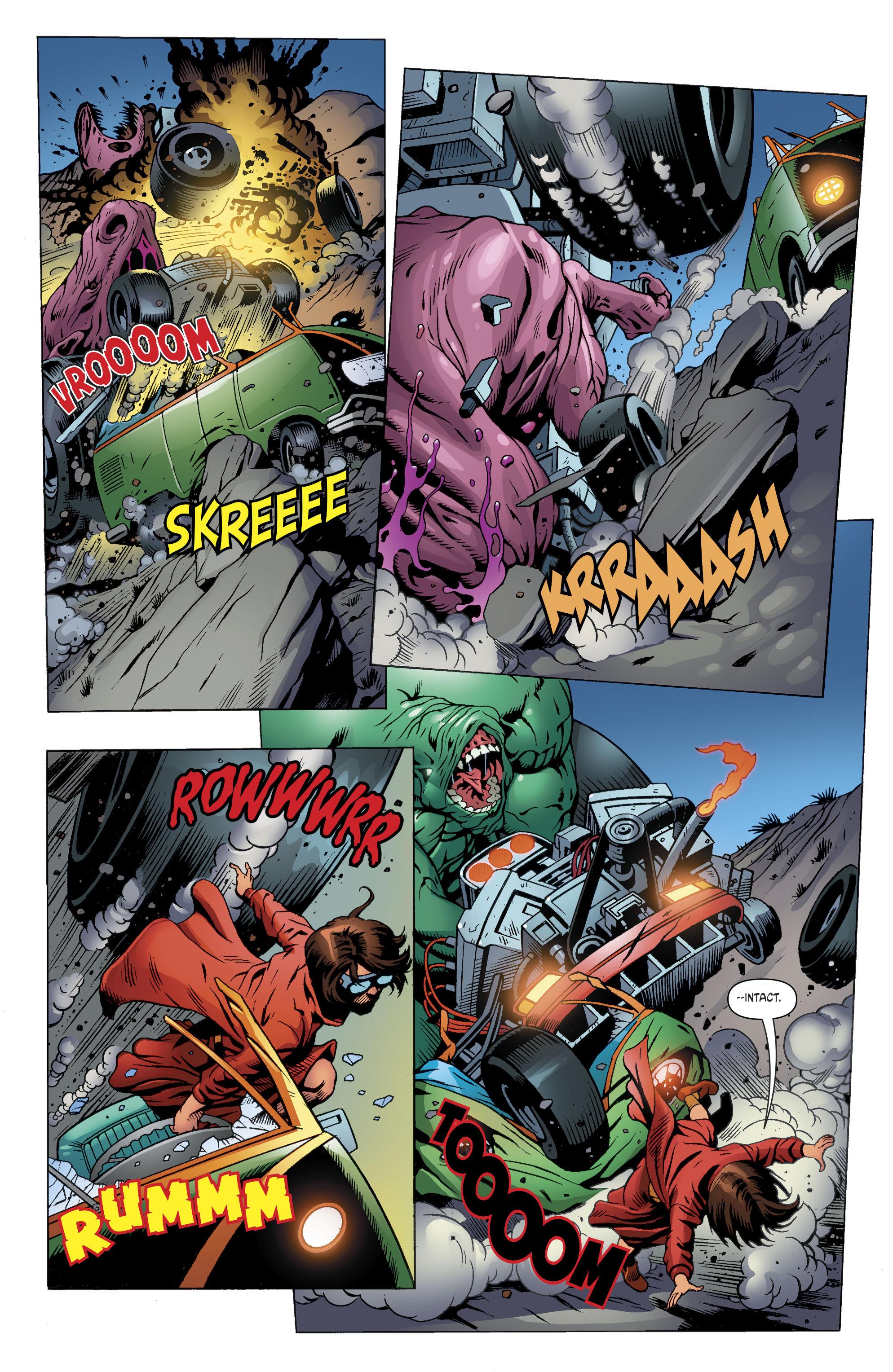 Read online Scooby Apocalypse comic -  Issue #11 - 15