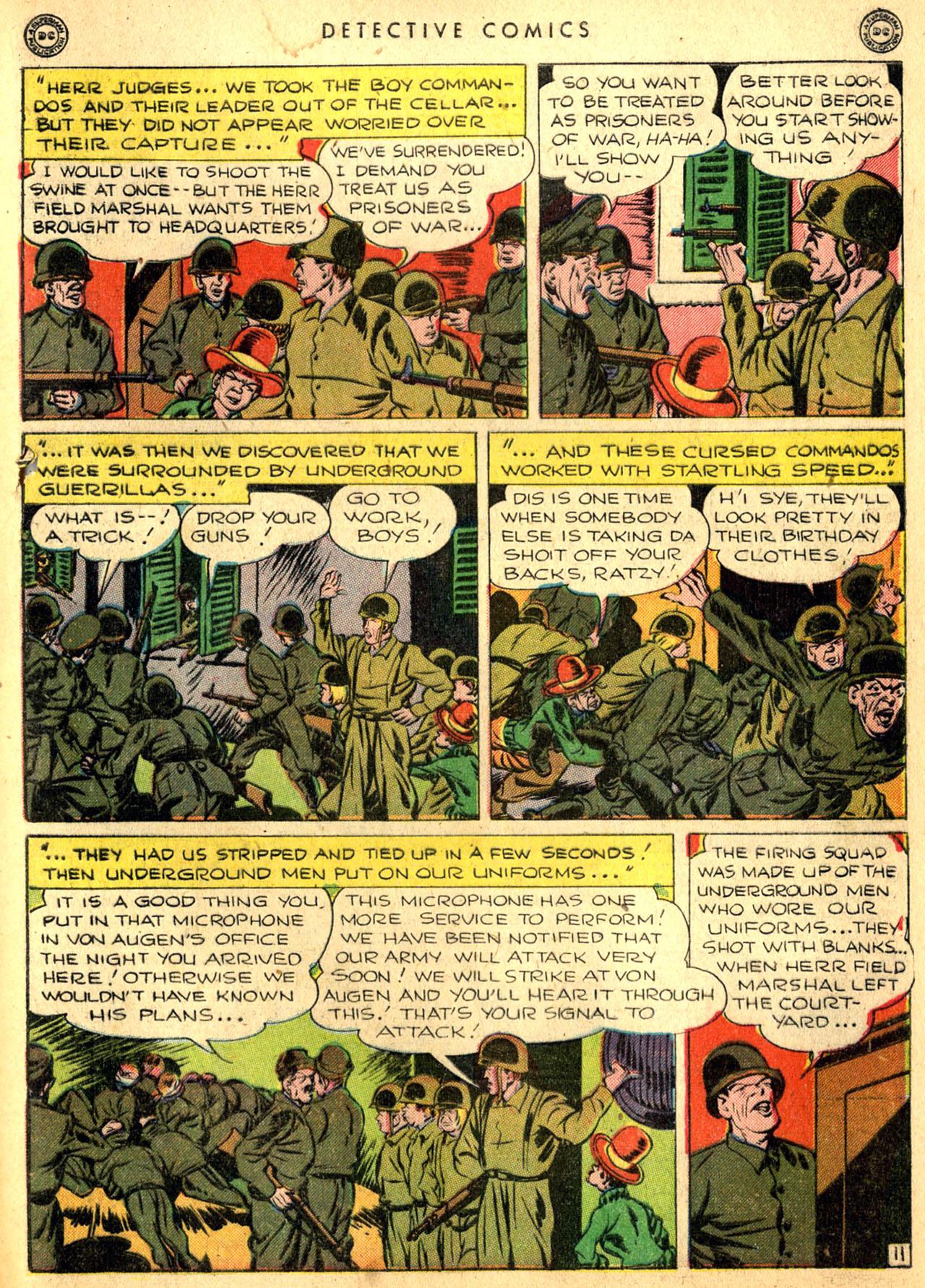 Read online Detective Comics (1937) comic -  Issue #98 - 49