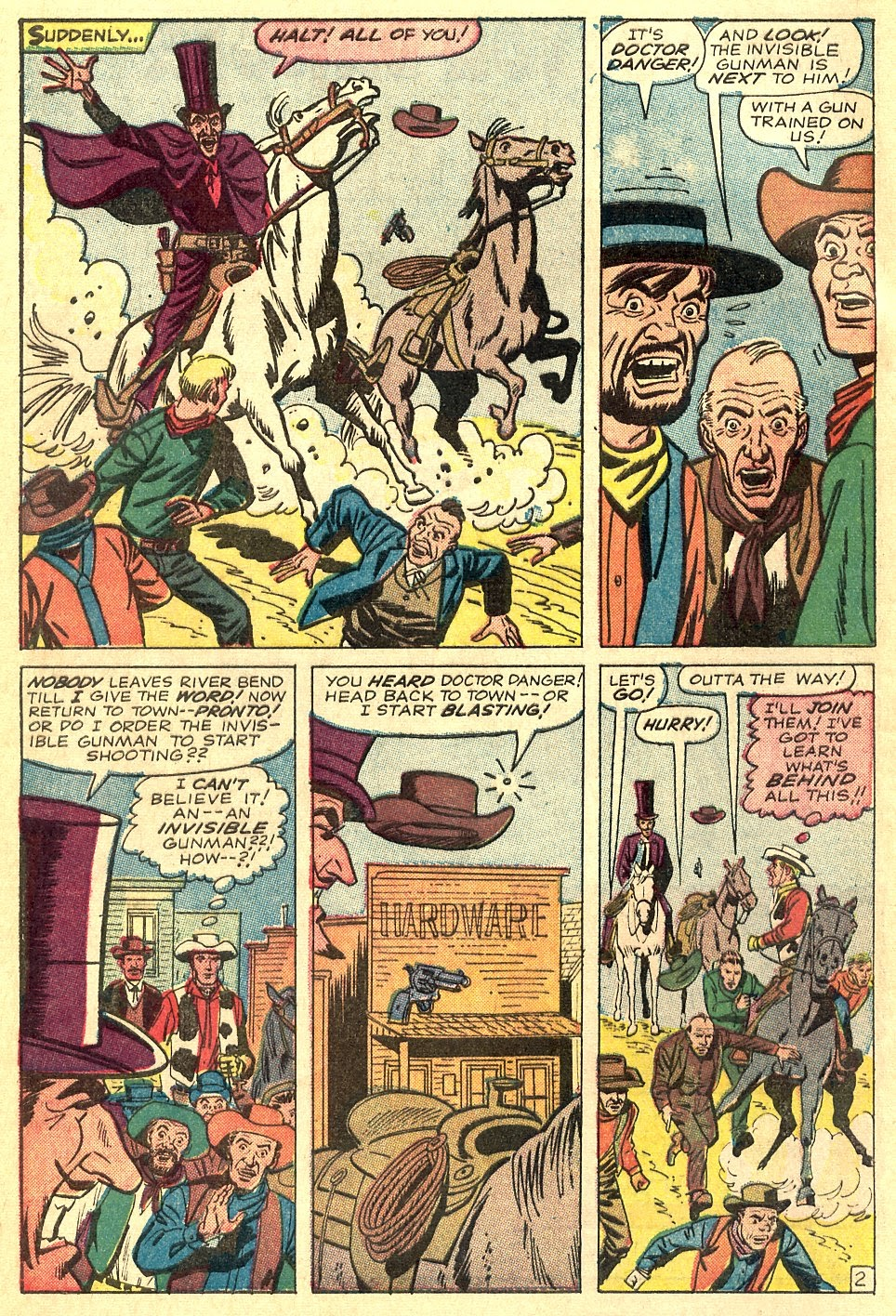 Kid Colt Outlaw issue 116 - Page 4