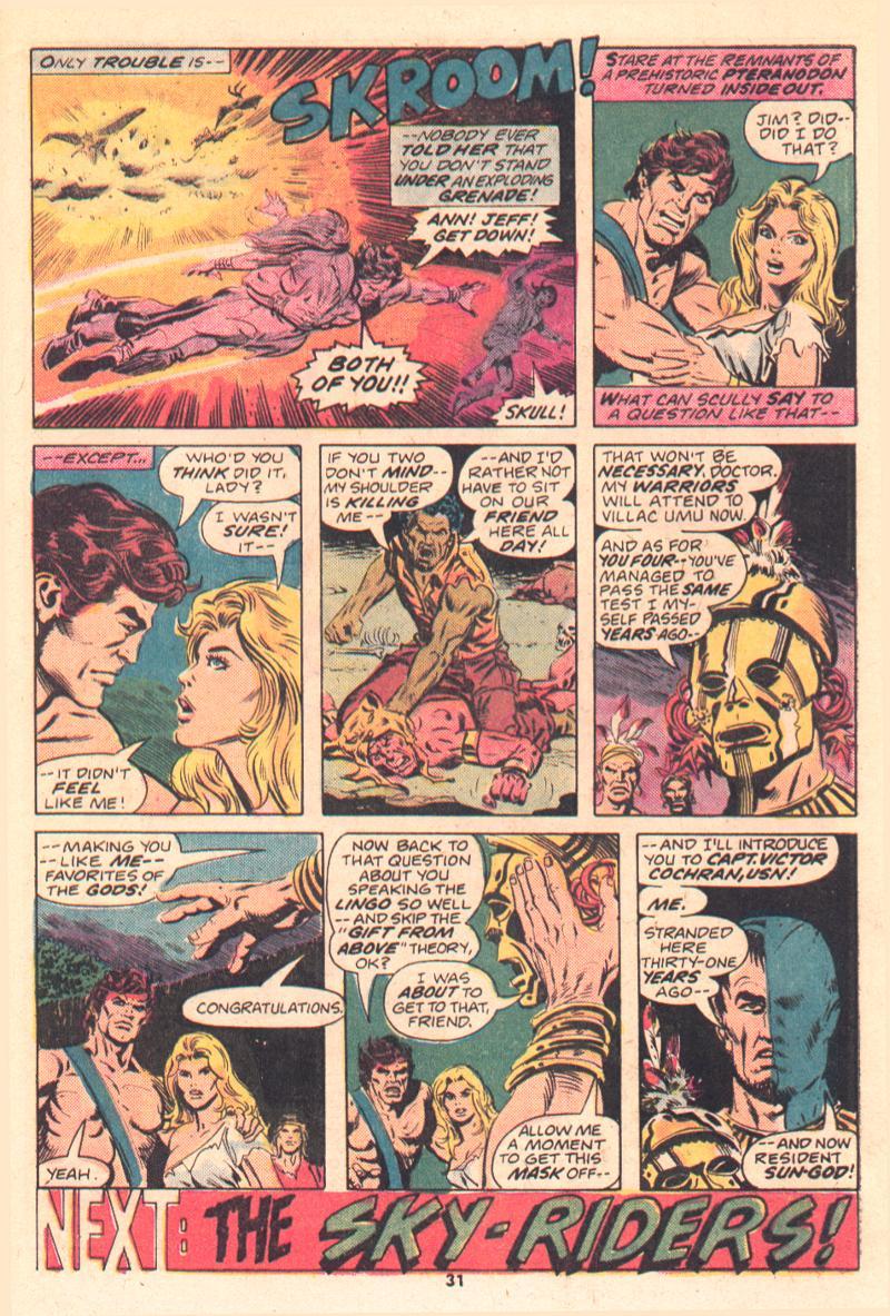 Read online Skull The Slayer comic -  Issue #7 - 18