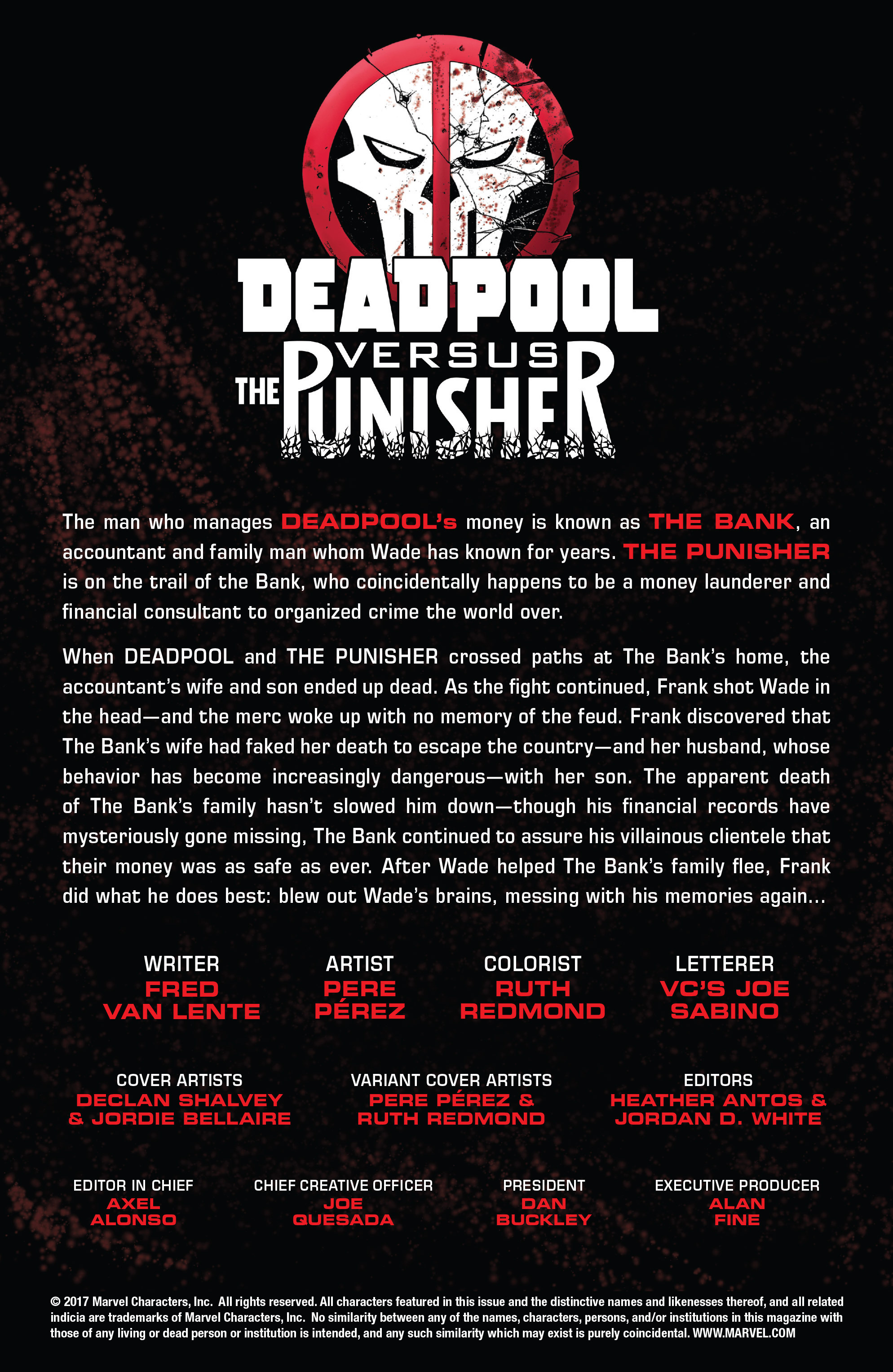 Read online Deadpool vs. The Punisher comic -  Issue #3 - 2