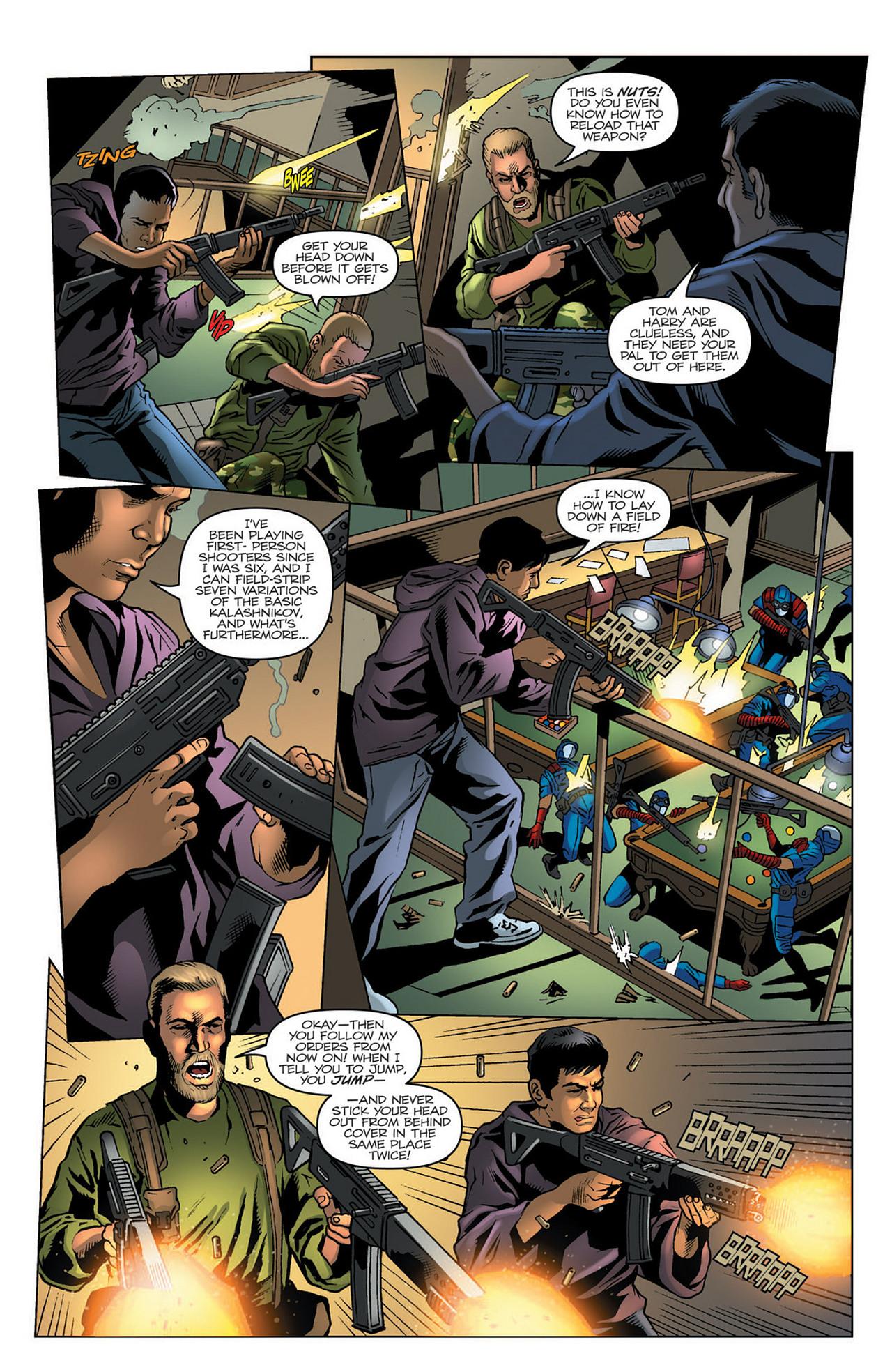 G.I. Joe: A Real American Hero 184 Page 17