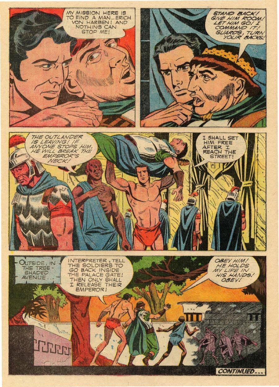 Tarzan (1962) issue 194 - Page 16