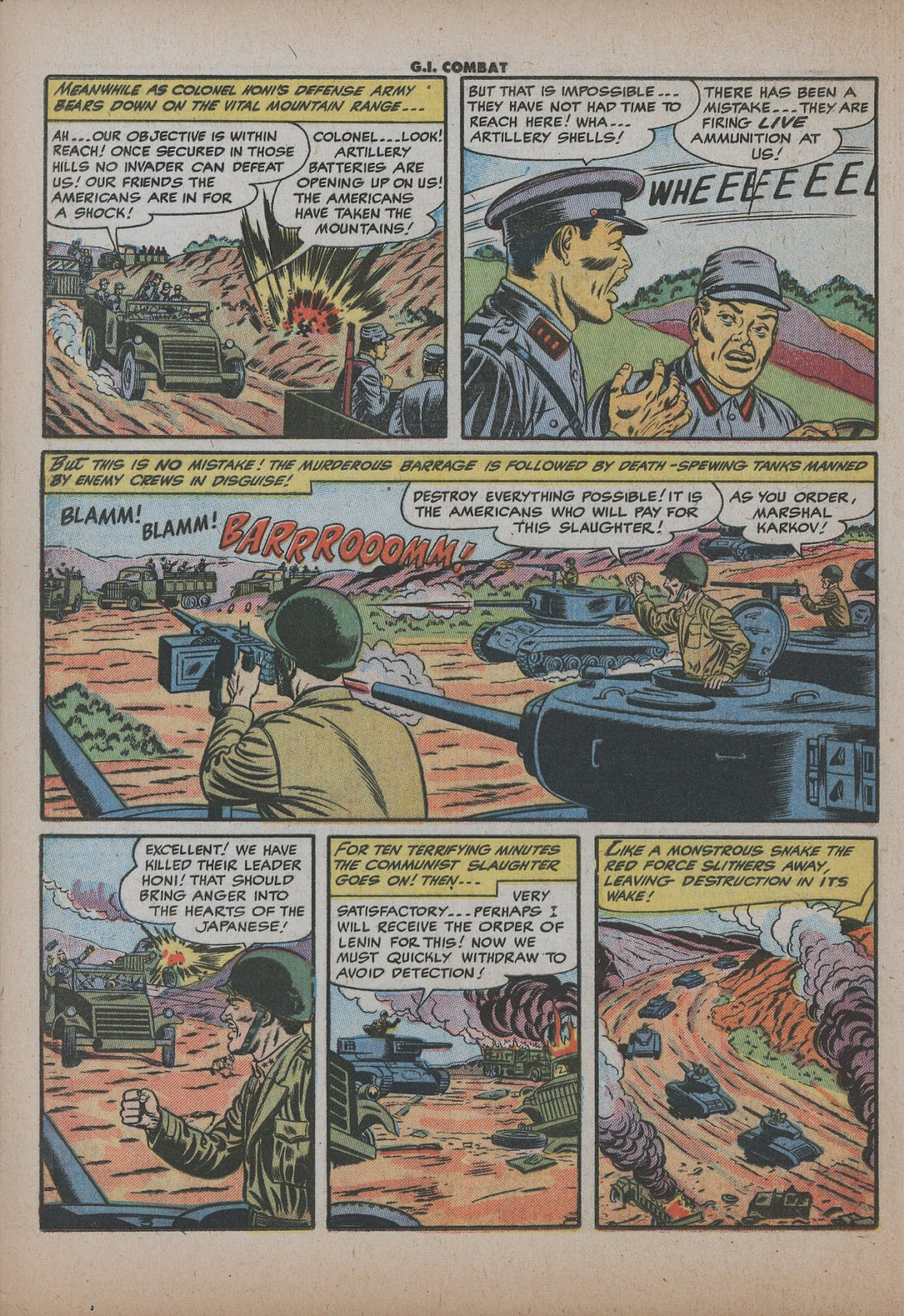 G.I. Combat (1952) issue 26 - Page 20