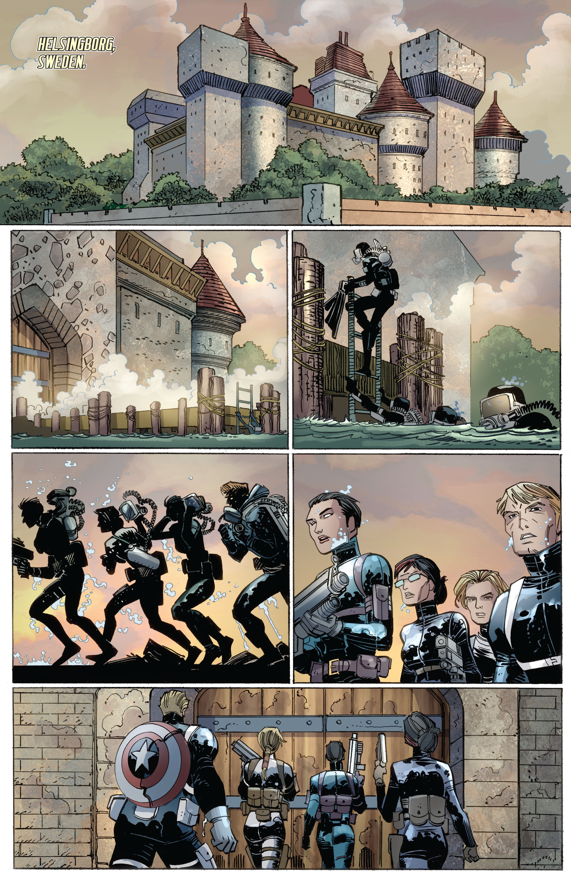 Read online Avengers (2010) comic -  Issue #16 - 9
