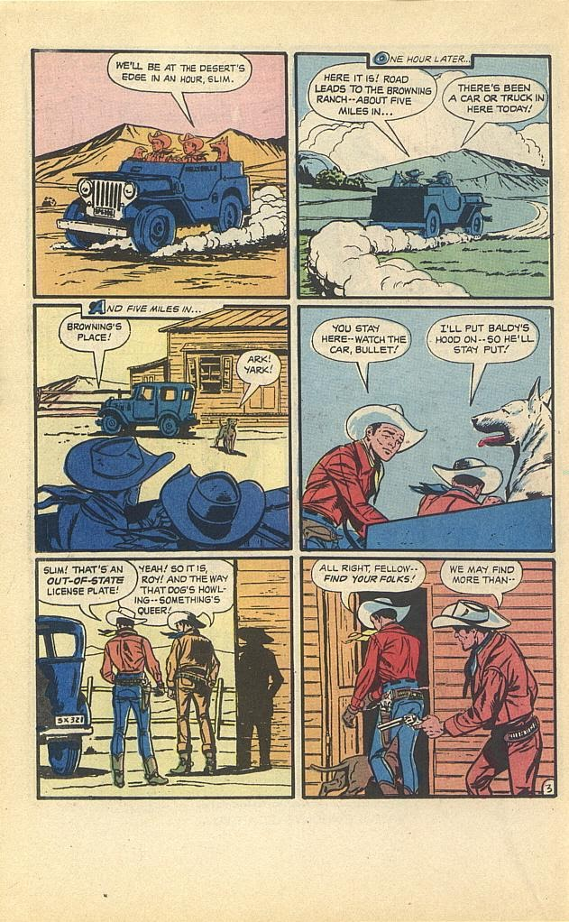 Read online Roy Rogers comic -  Issue #4 - 22