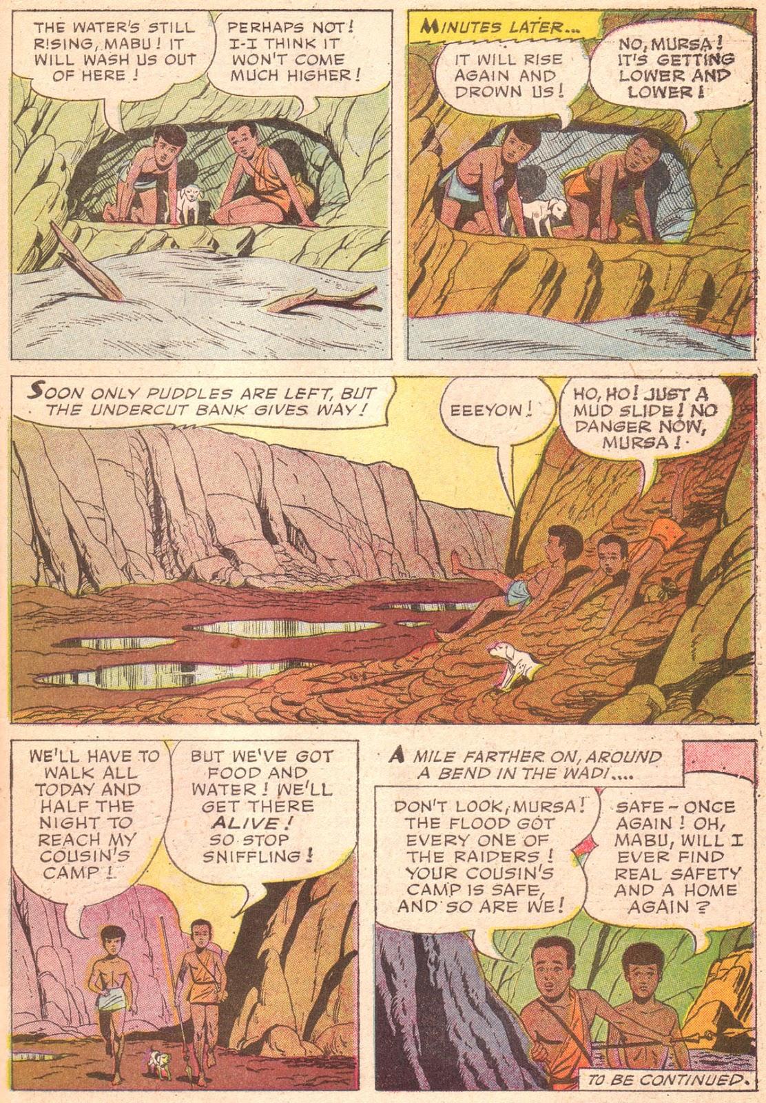 Korak, Son of Tarzan (1964) issue 39 - Page 31