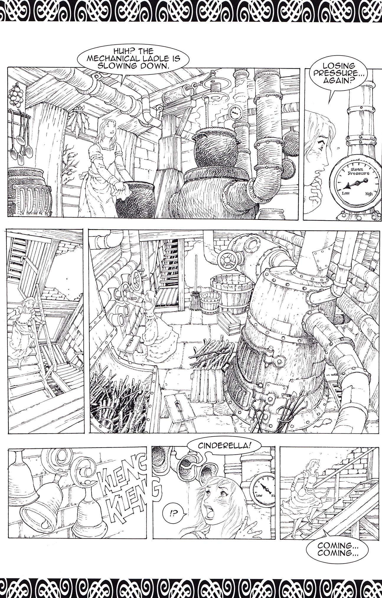 Read online Steampunk Fairy Tales comic -  Issue # Full - 13