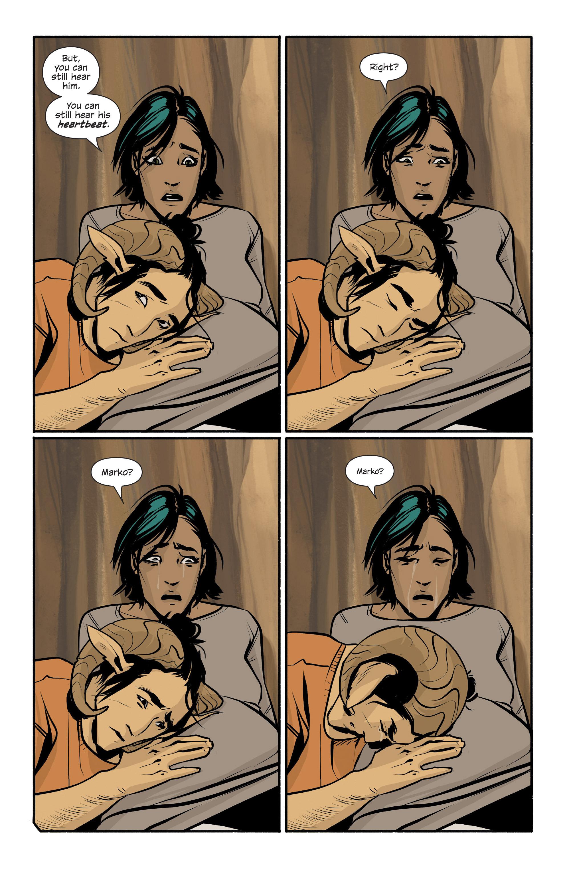Read online Saga comic -  Issue #42 - 22