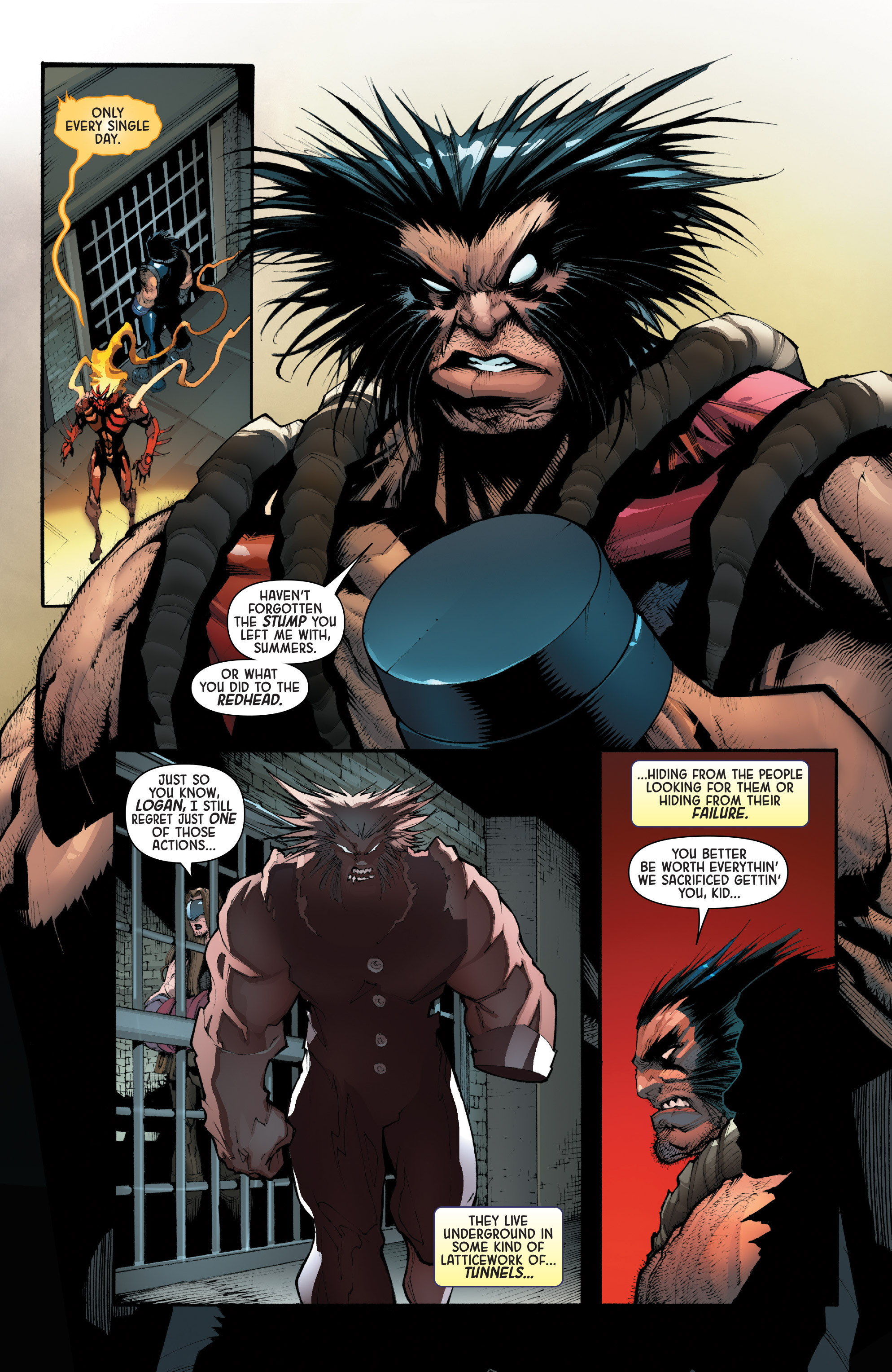 Read online Age of Apocalypse (2015) comic -  Issue #2 - 17