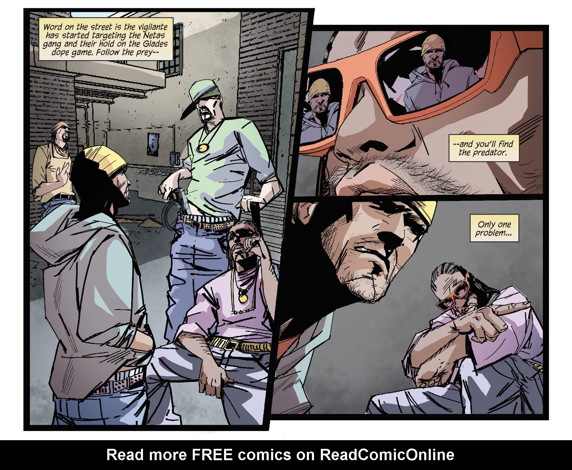Read online Arrow [II] comic -  Issue #27 - 8
