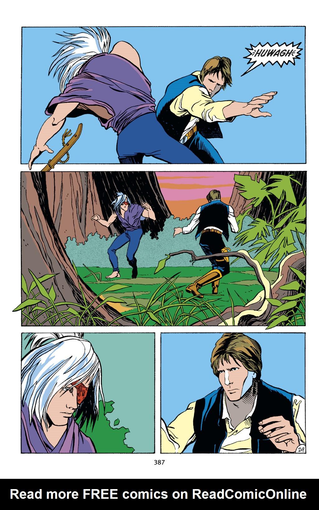 Read online Star Wars Omnibus comic -  Issue # Vol. 21.5 - 115