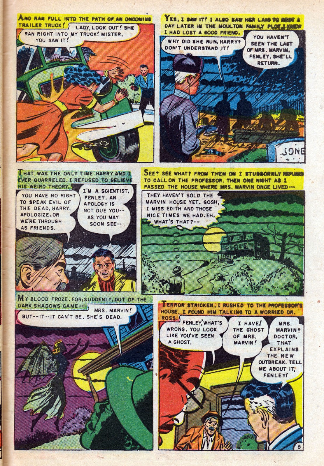 Dark Mysteries issue 1 - Page 31