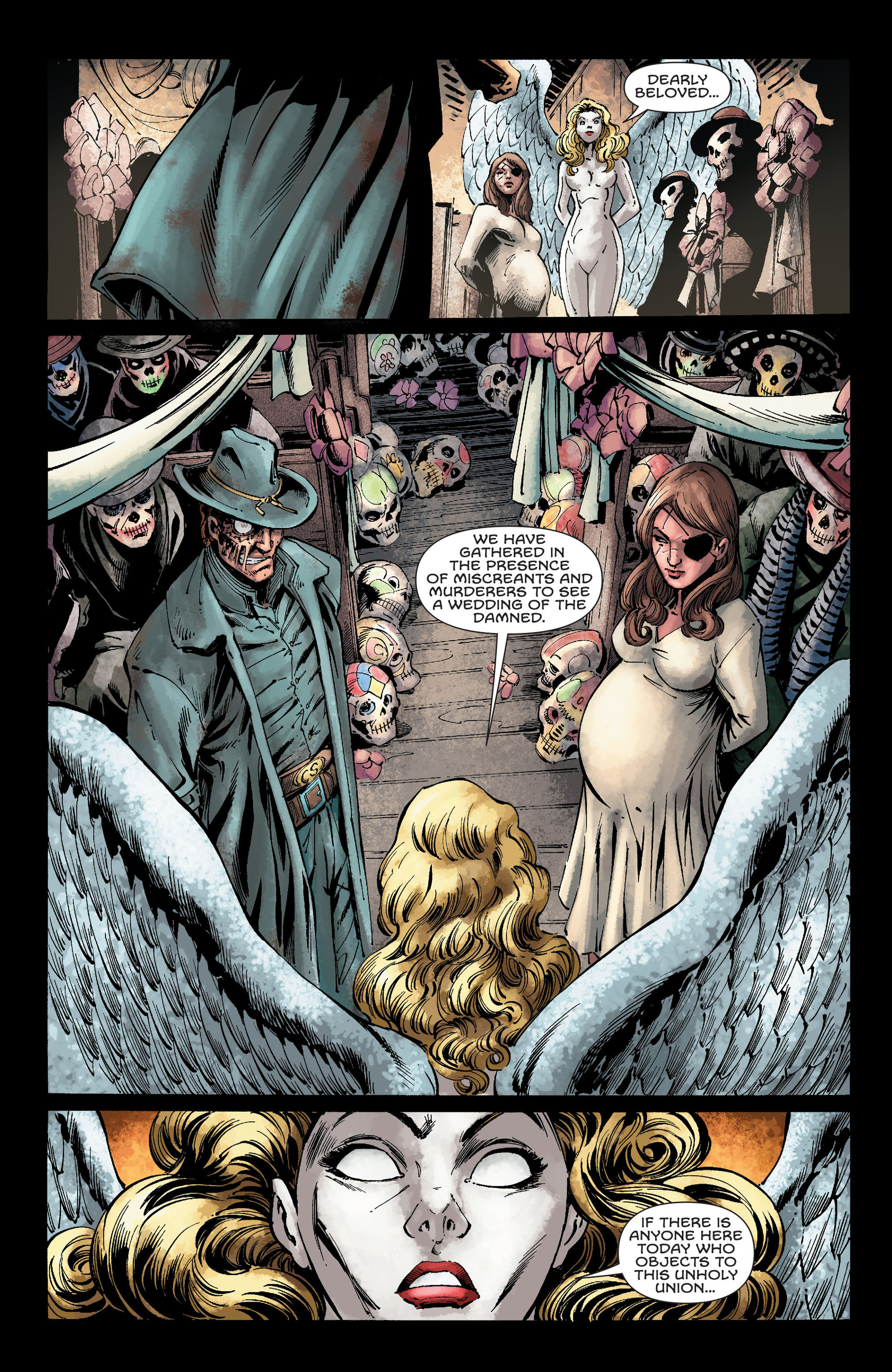 Read online All-Star Western (2011) comic -  Issue #26 - 10