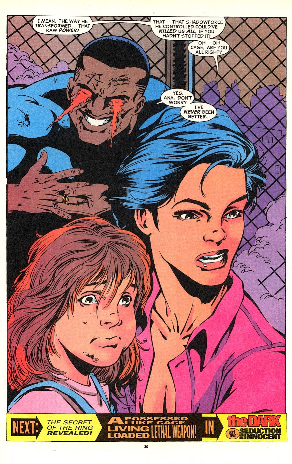 Cage (1992) issue 18 - Page 23