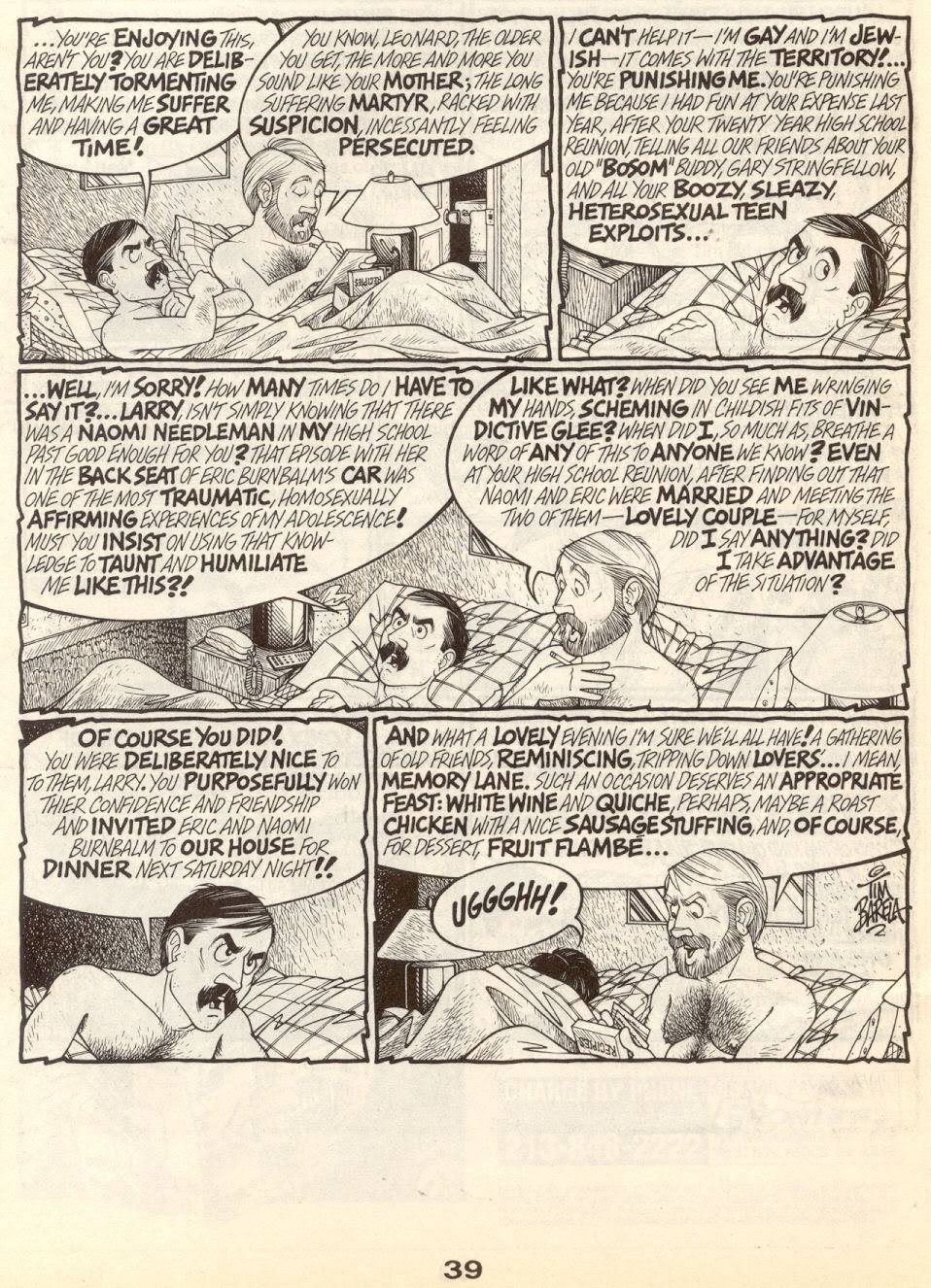 Gay Comix (Gay Comics) issue _Special_1 - Page 42