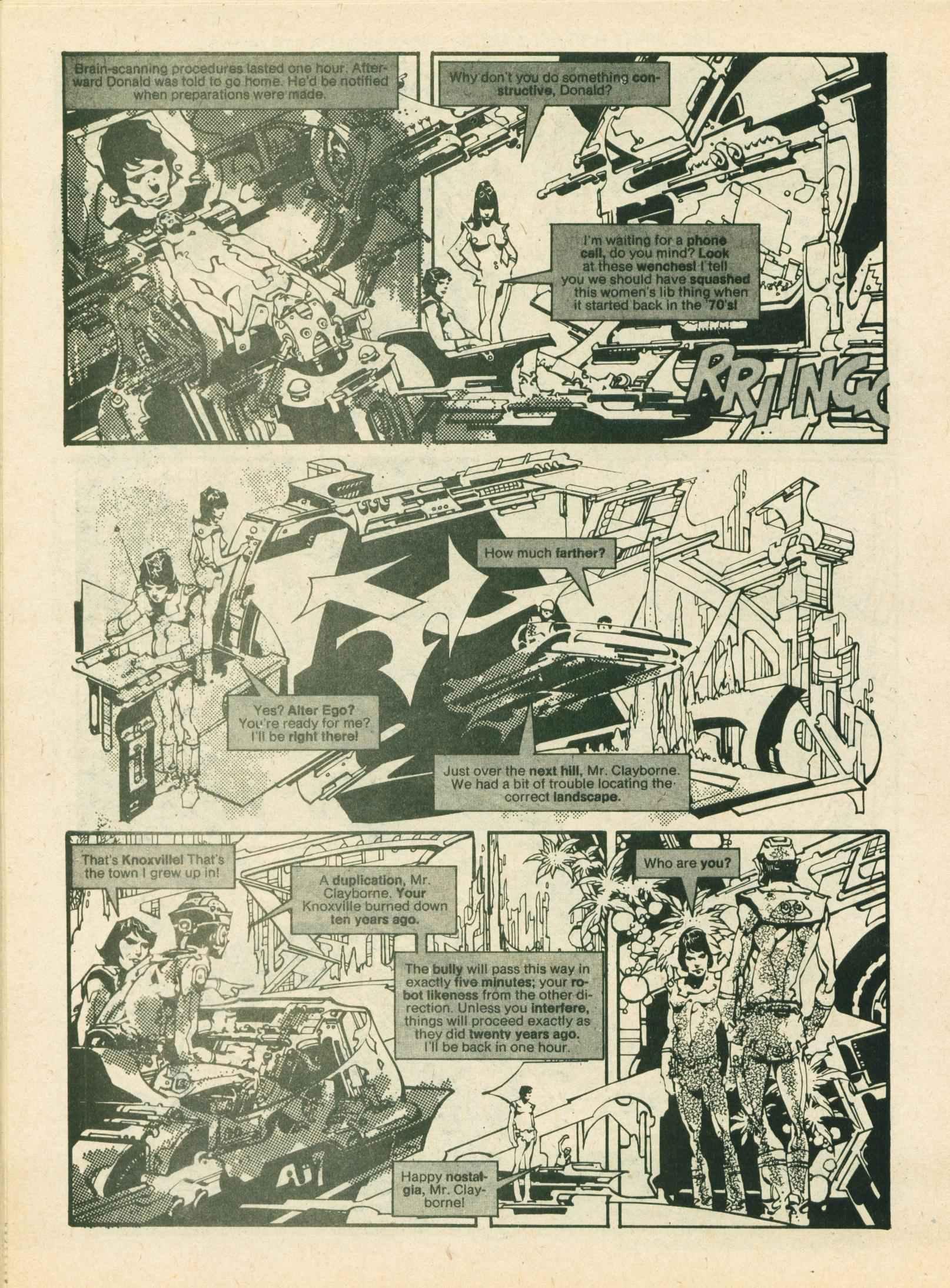 Read online Future Tense comic -  Issue #10 - 18