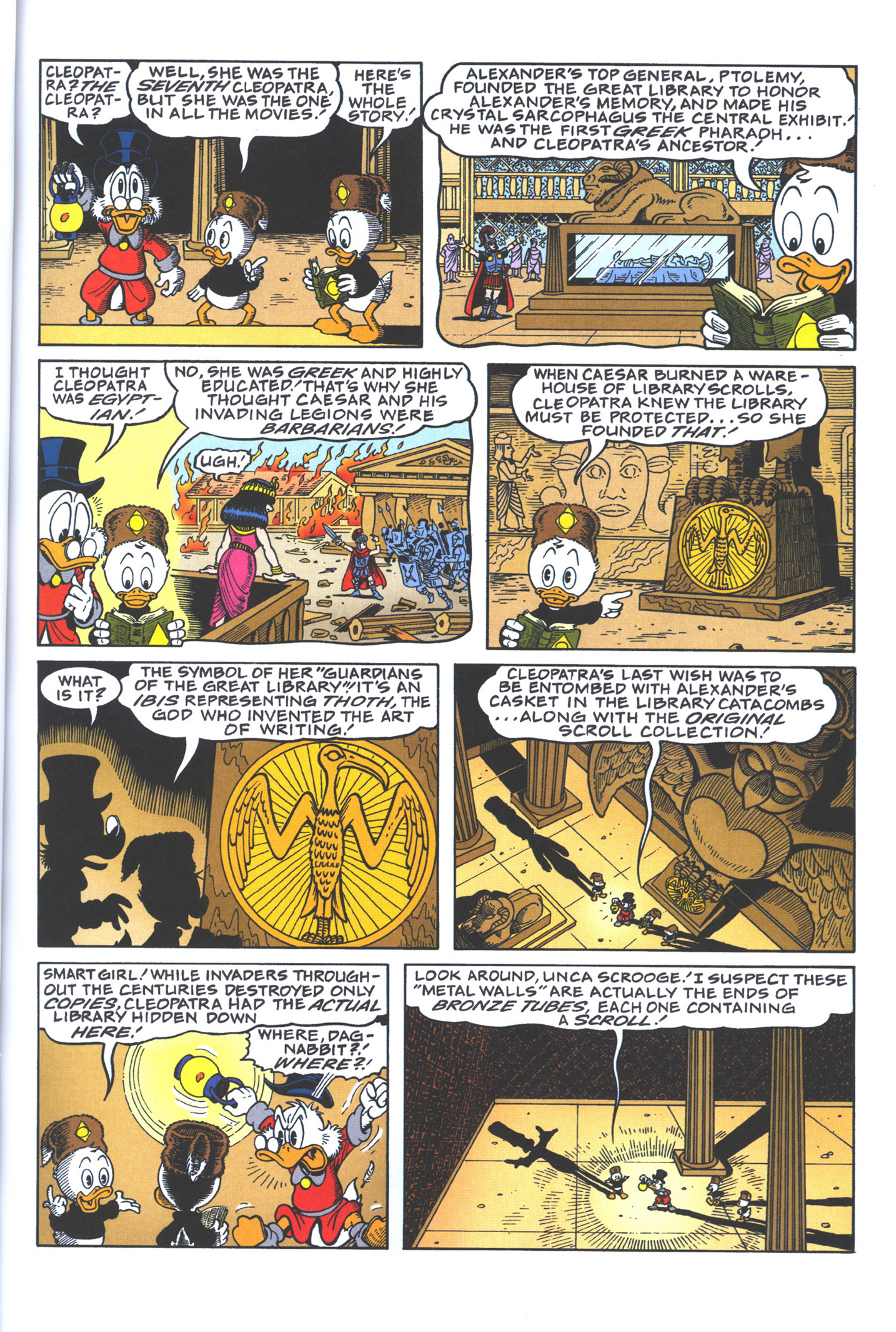 Read online Uncle Scrooge (1953) comic -  Issue #383 - 13