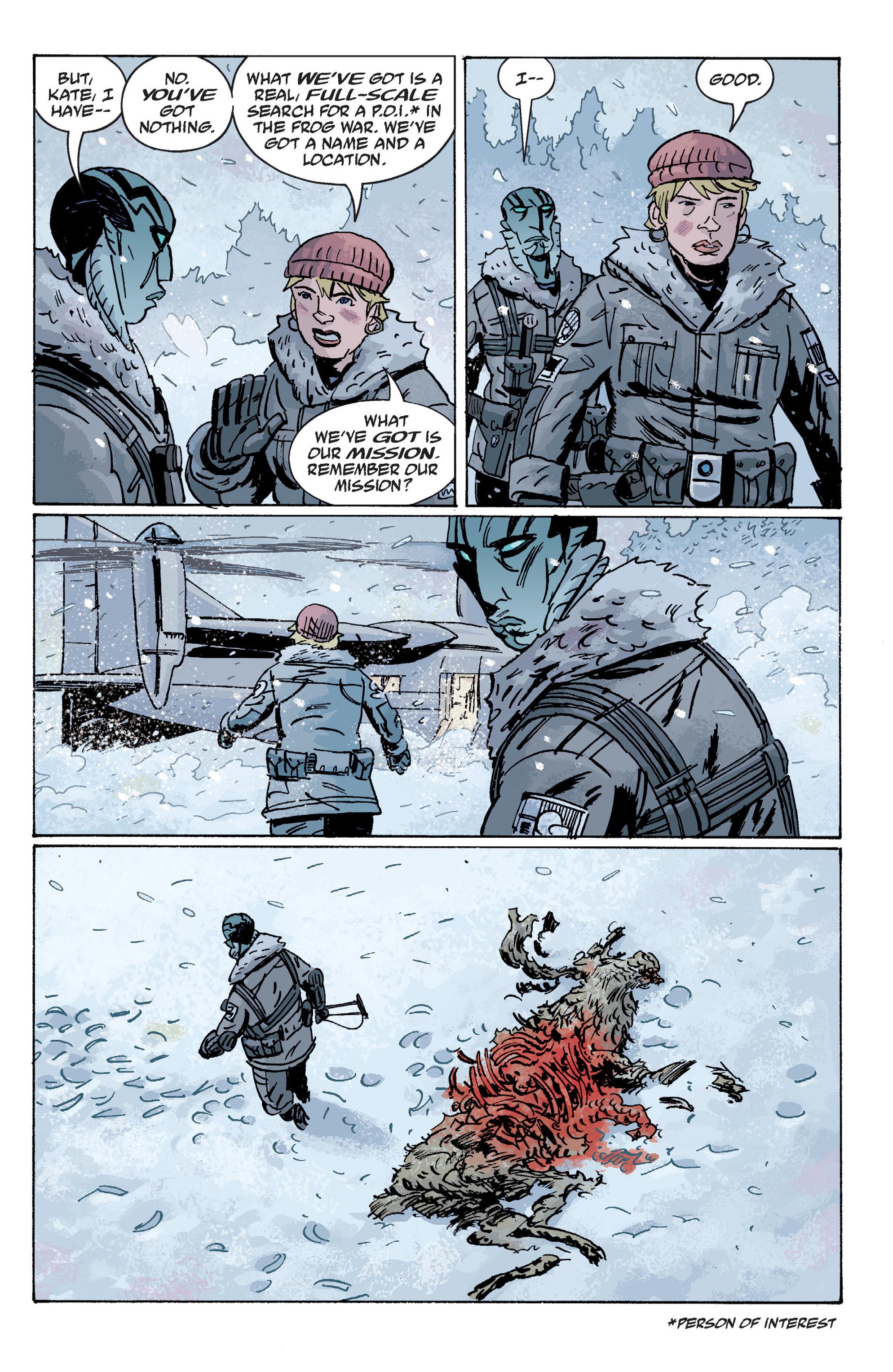 Read online B.P.R.D. (2003) comic -  Issue # TPB 10 - 45