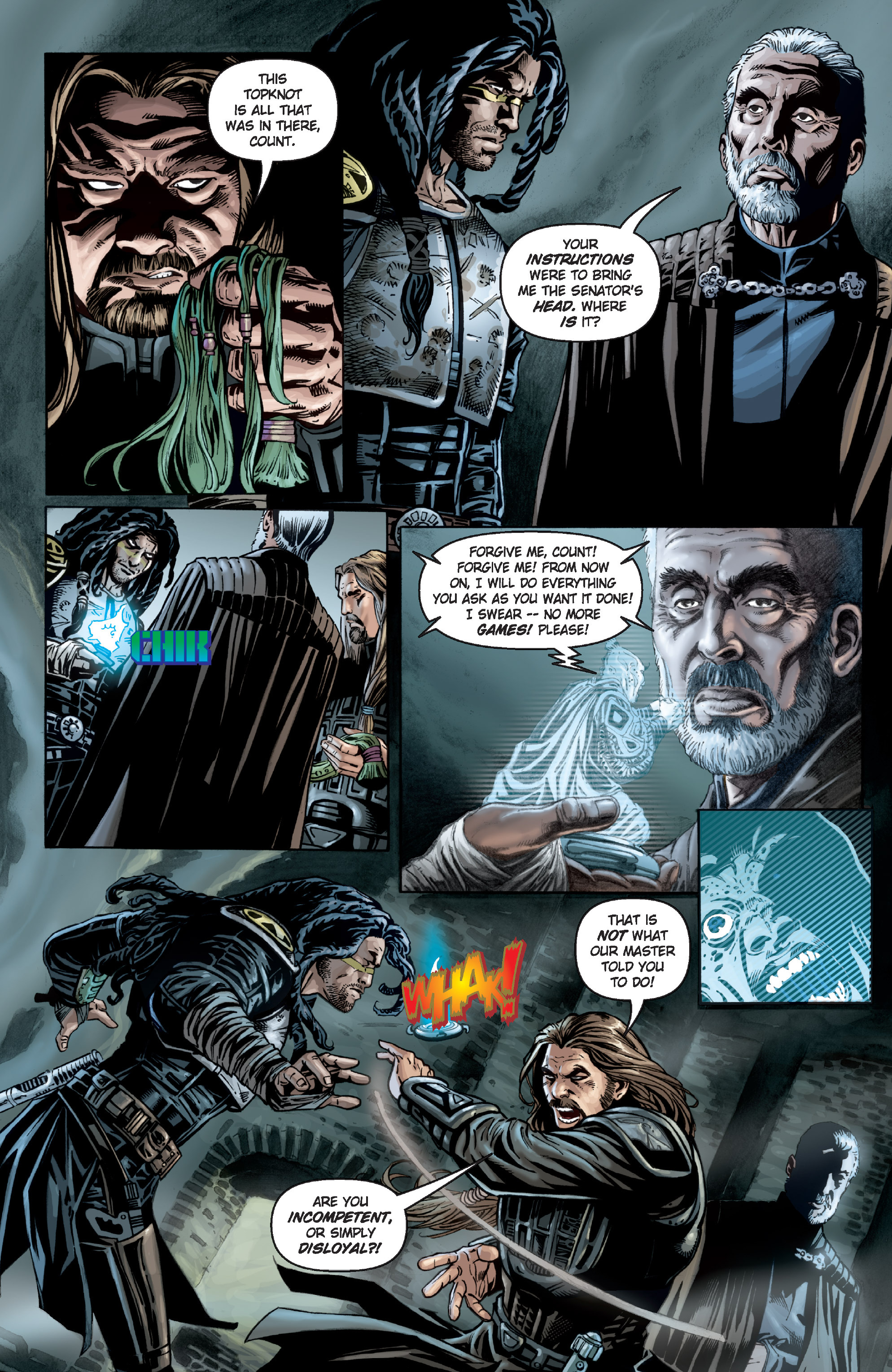 Read online Star Wars Omnibus comic -  Issue # Vol. 24 - 339