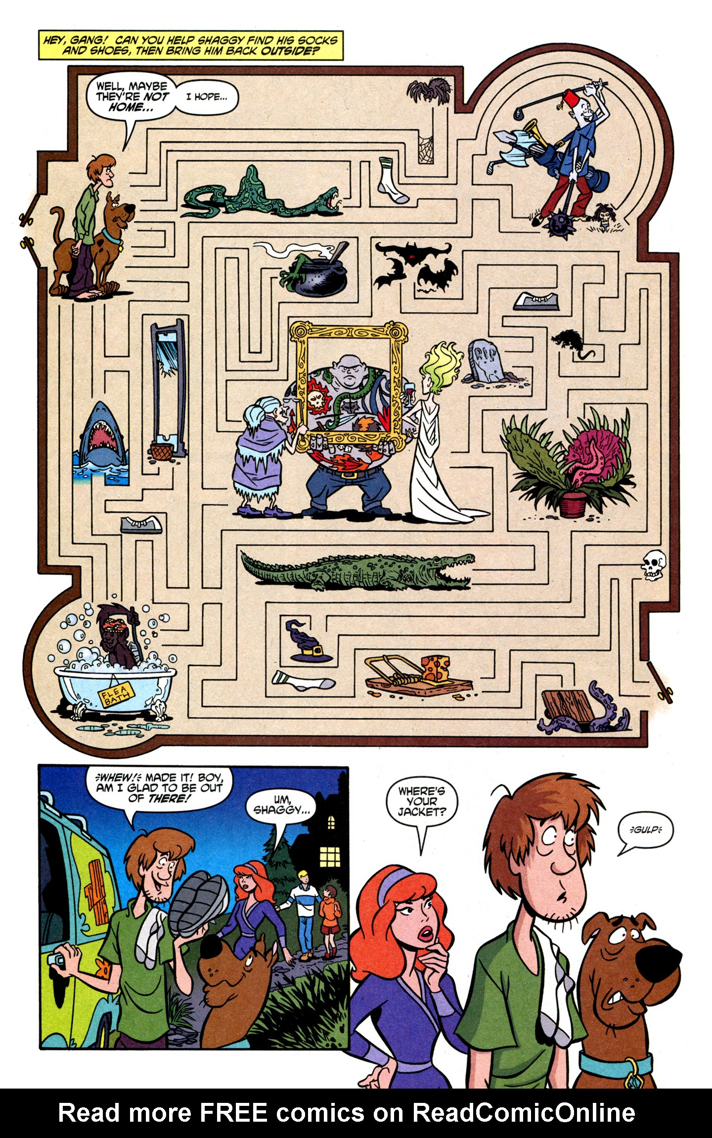 Read online Scooby-Doo (1997) comic -  Issue #107 - 32
