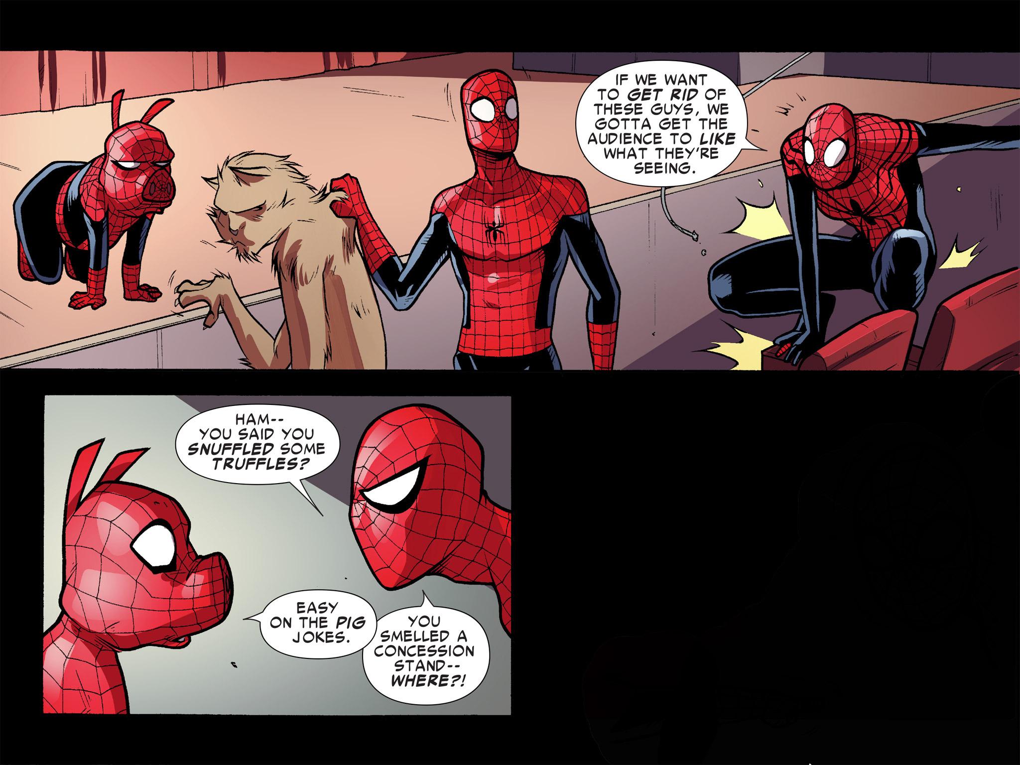 Read online Ultimate Spider-Man (Infinite Comics) (2016) comic -  Issue #10 - 36