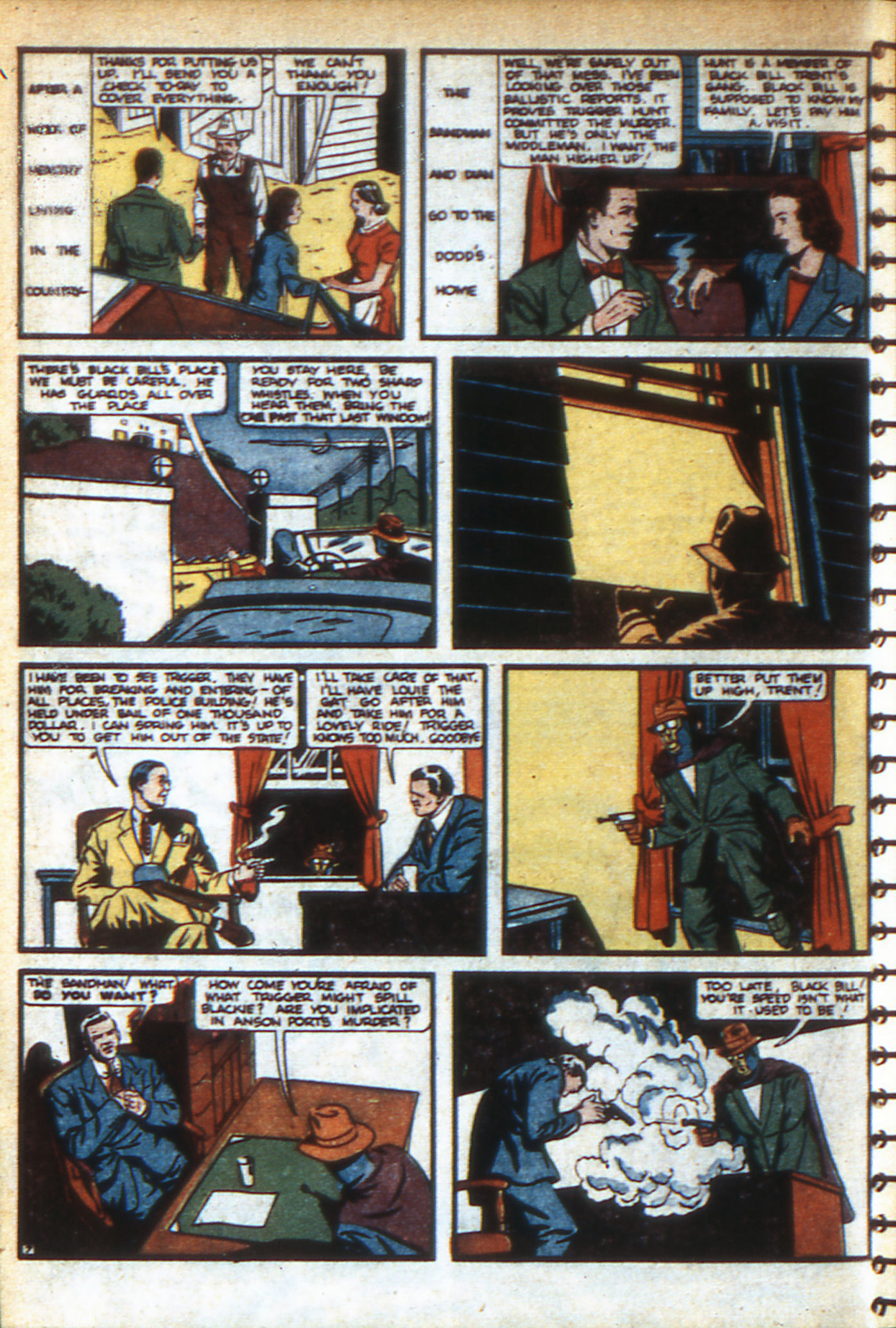 Read online Adventure Comics (1938) comic -  Issue #47 - 11