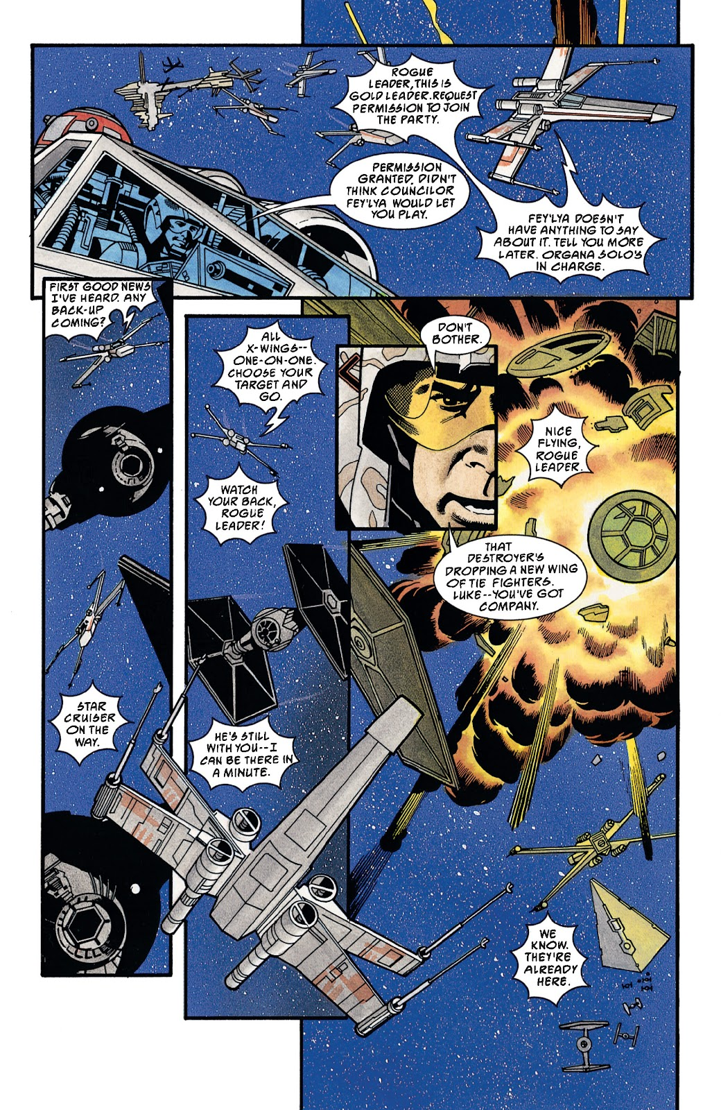 Read online Star Wars Legends: The New Republic - Epic Collection comic -  Issue # TPB 4 (Part 3) - 88