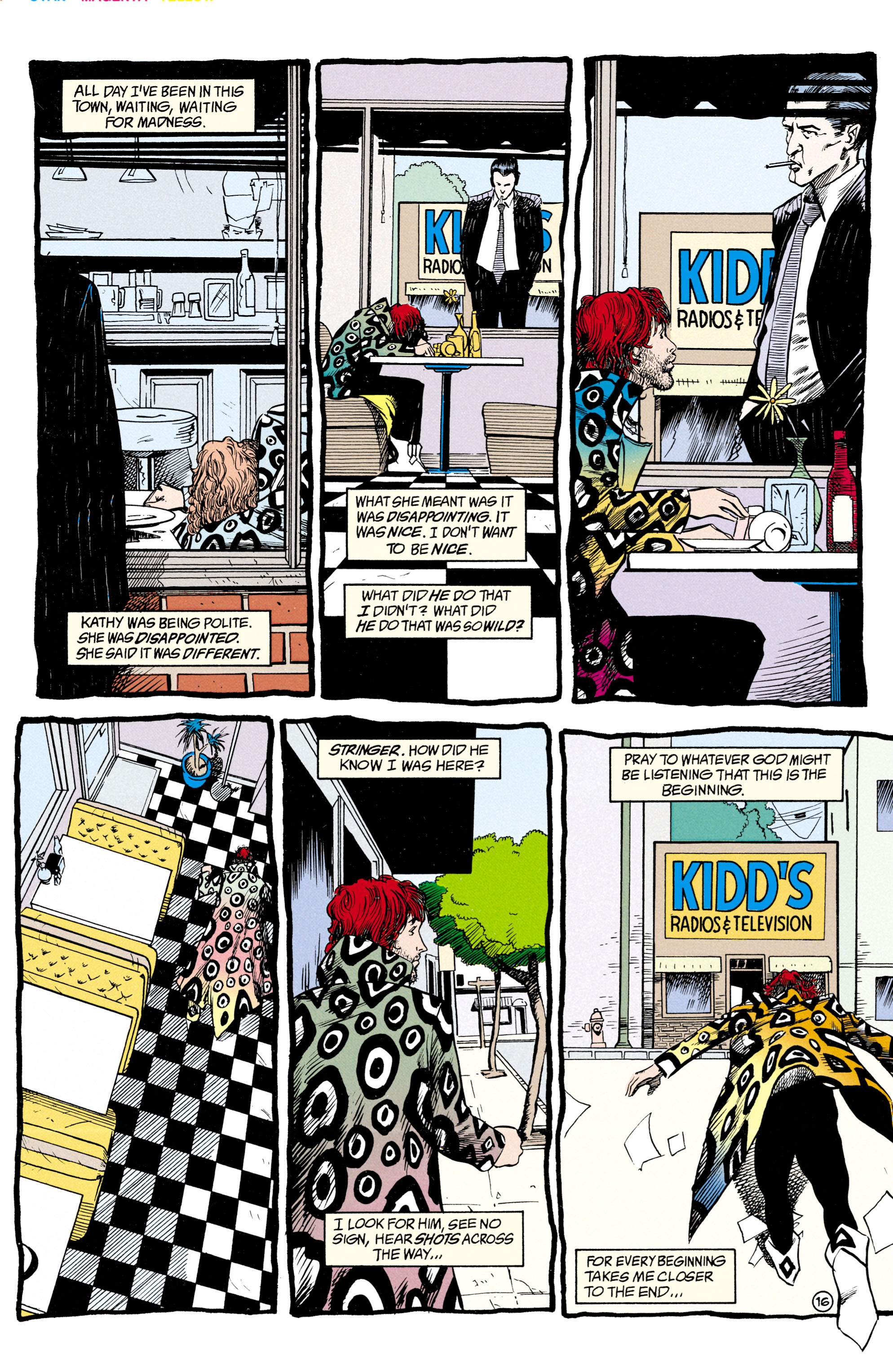 Read online Shade, the Changing Man comic -  Issue #15 - 12
