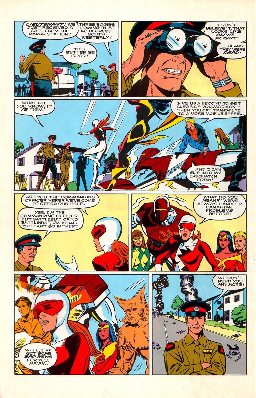 Read online Alpha Flight (1983) comic -  Issue #76 - 17