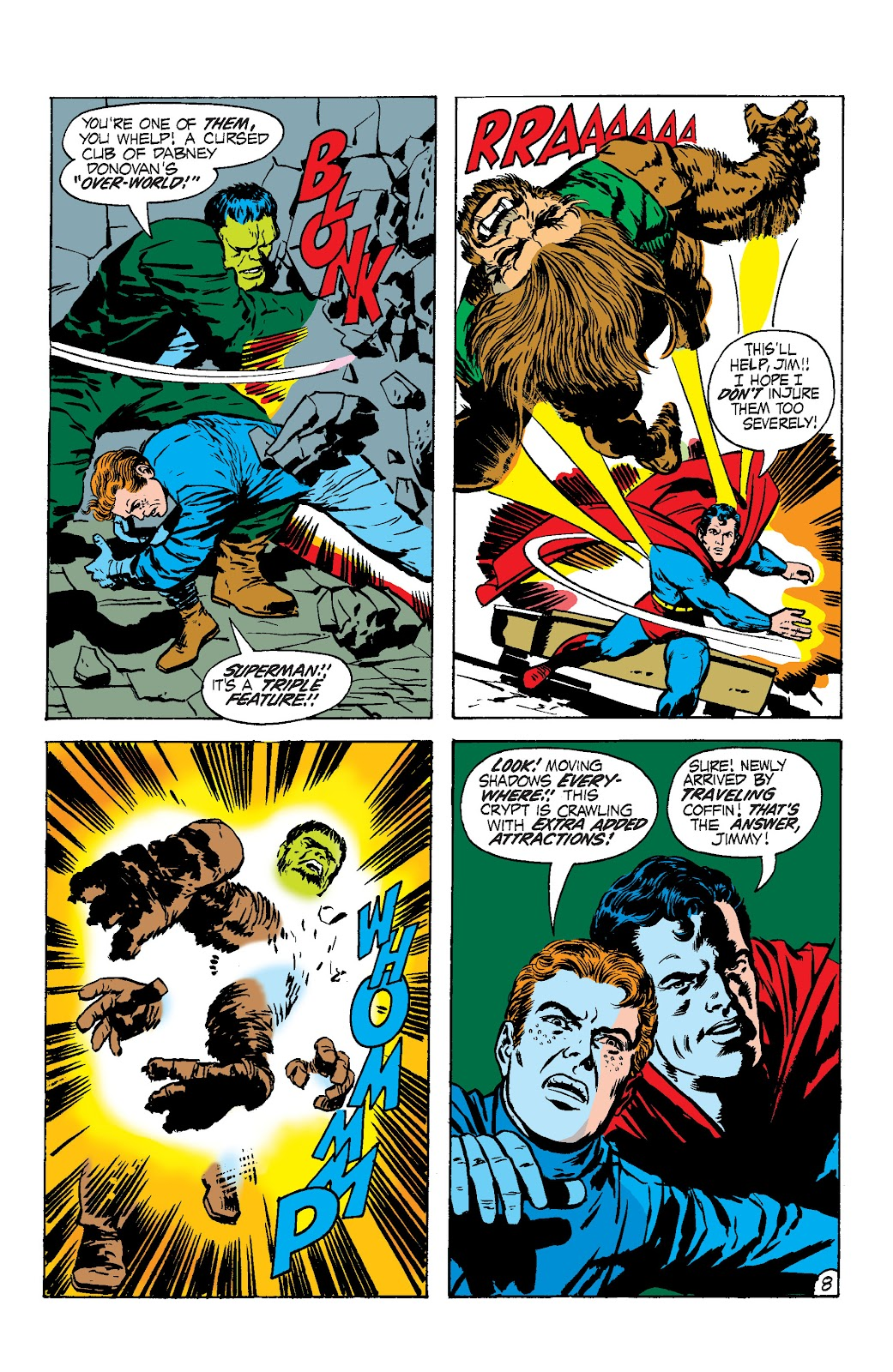 Read online Superman's Pal, Jimmy Olsen by Jack Kirby comic -  Issue # TPB (Part 3) - 22