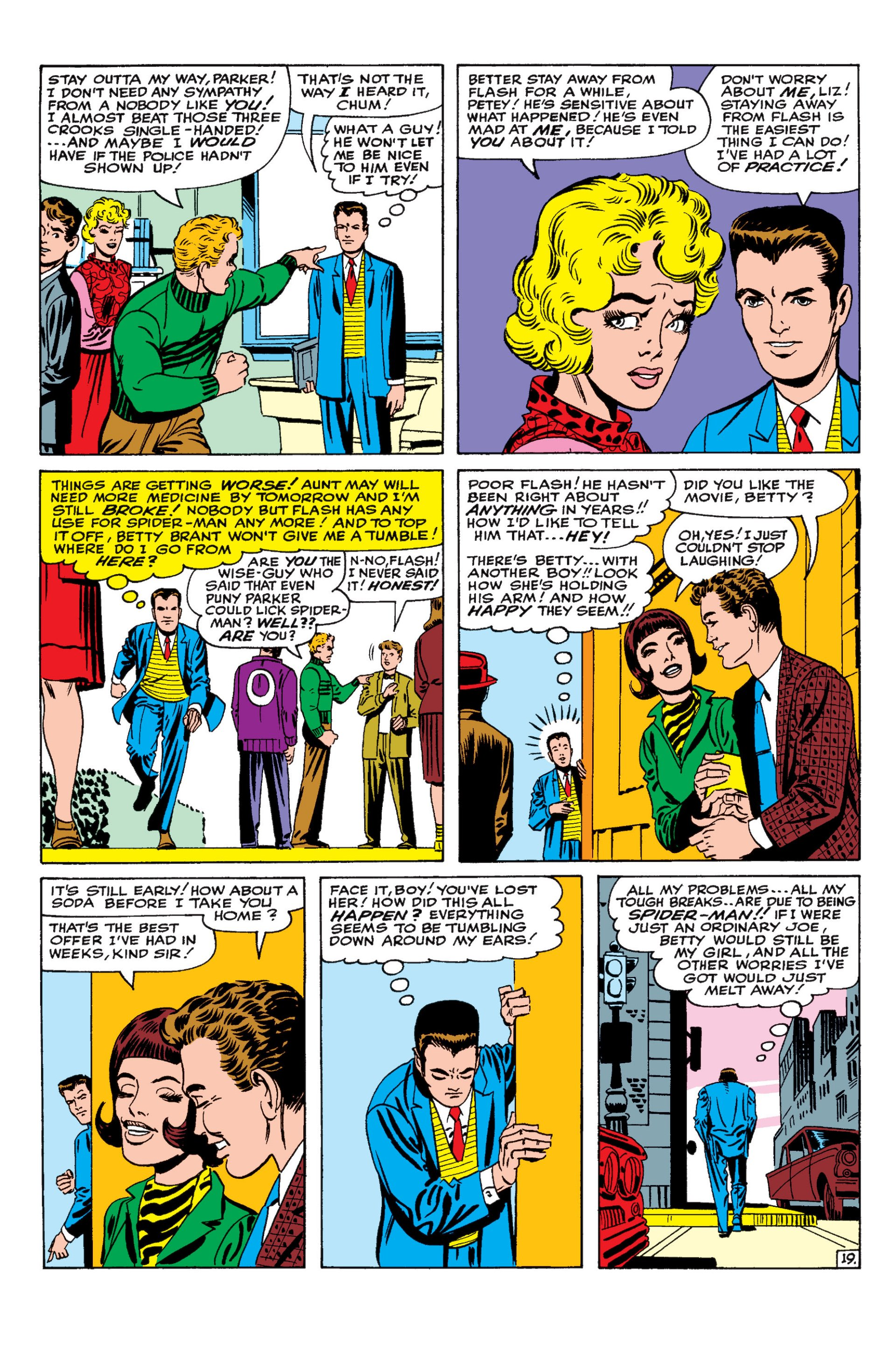The Amazing Spider-Man (1963) 18 Page 19