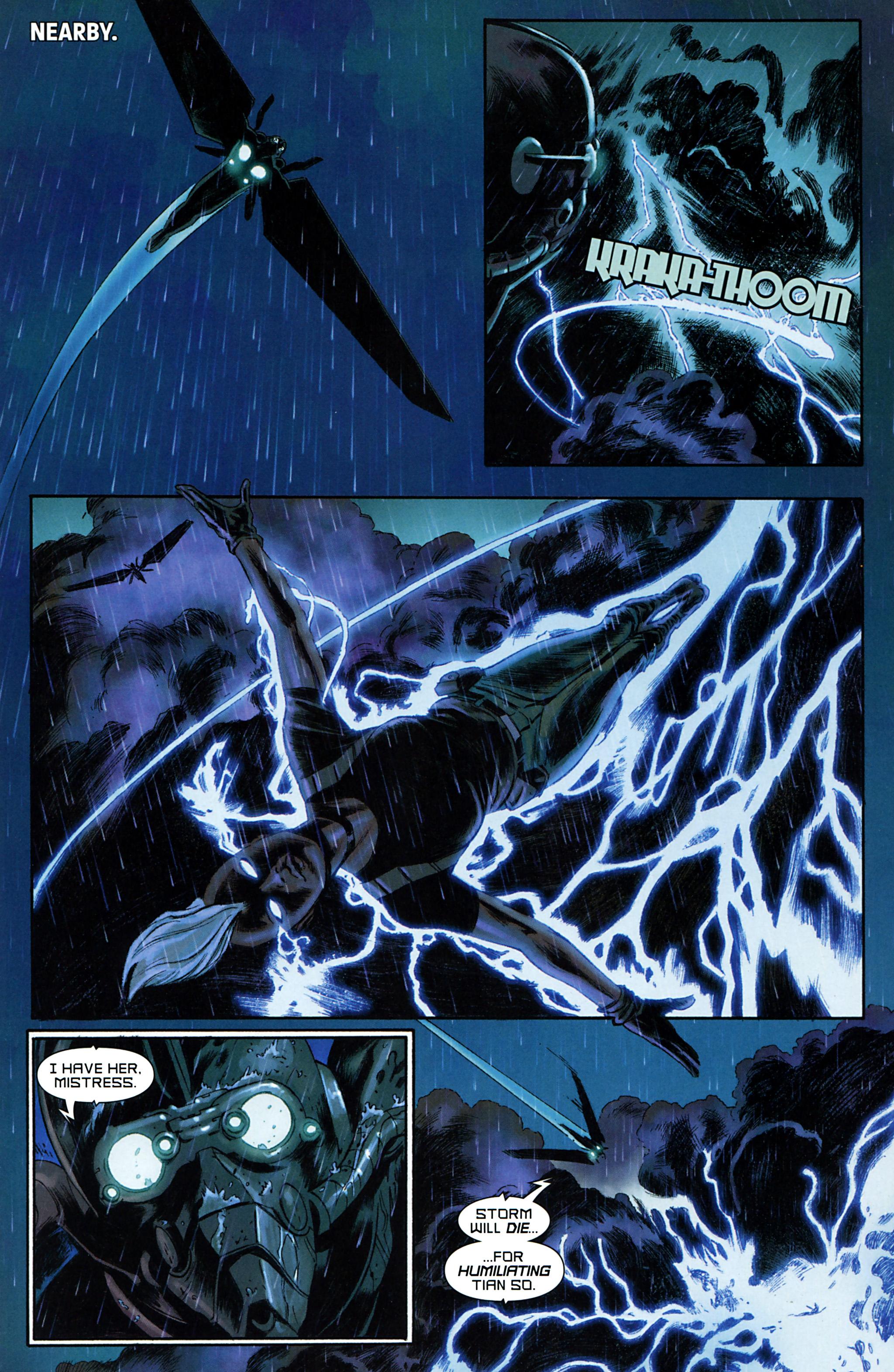 Read online Ultimate Comics X-Men comic -  Issue #32 - 12