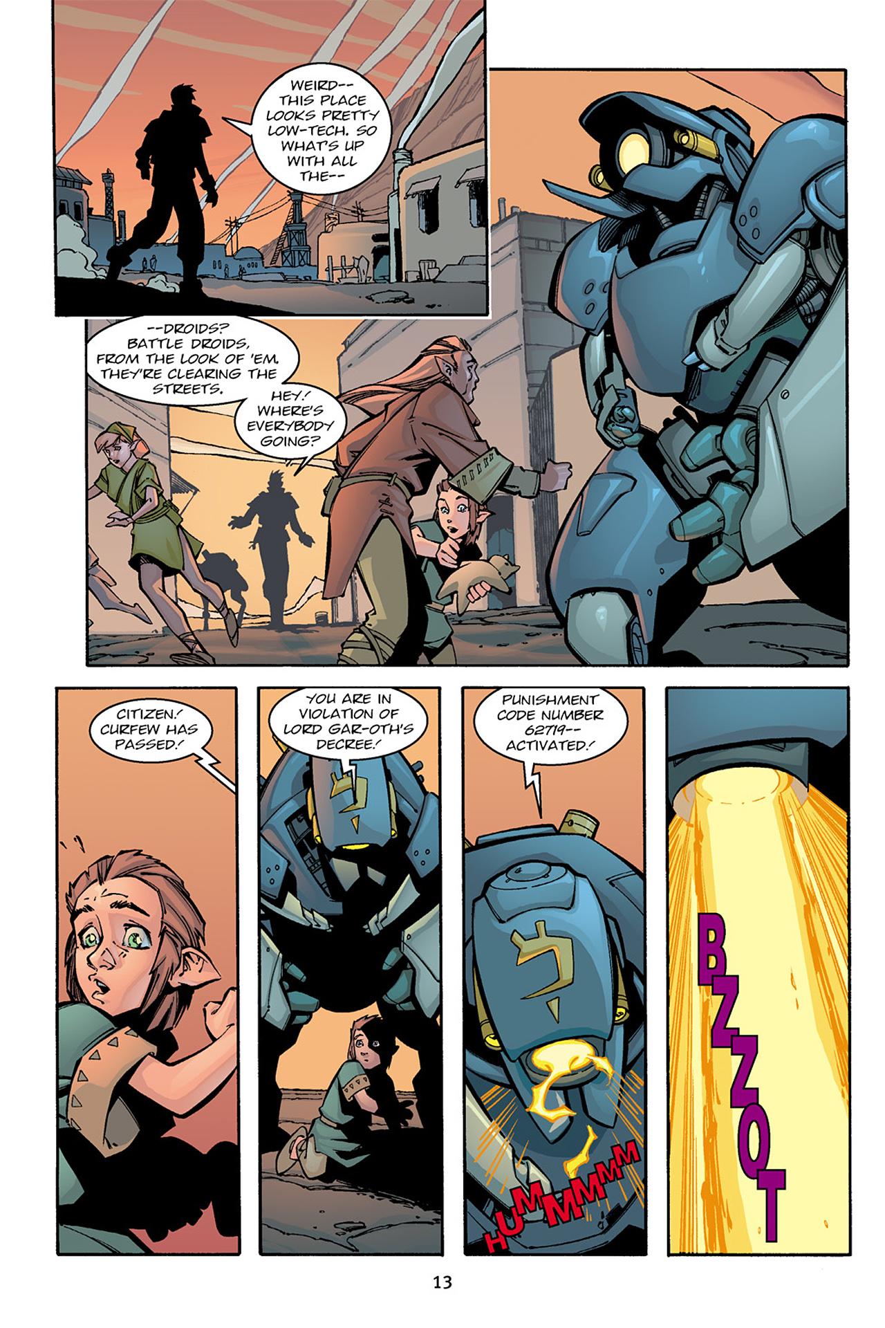 Read online Star Wars Omnibus comic -  Issue # Vol. 10 - 12