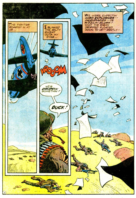 Read online Sgt. Rock comic -  Issue #370 - 4