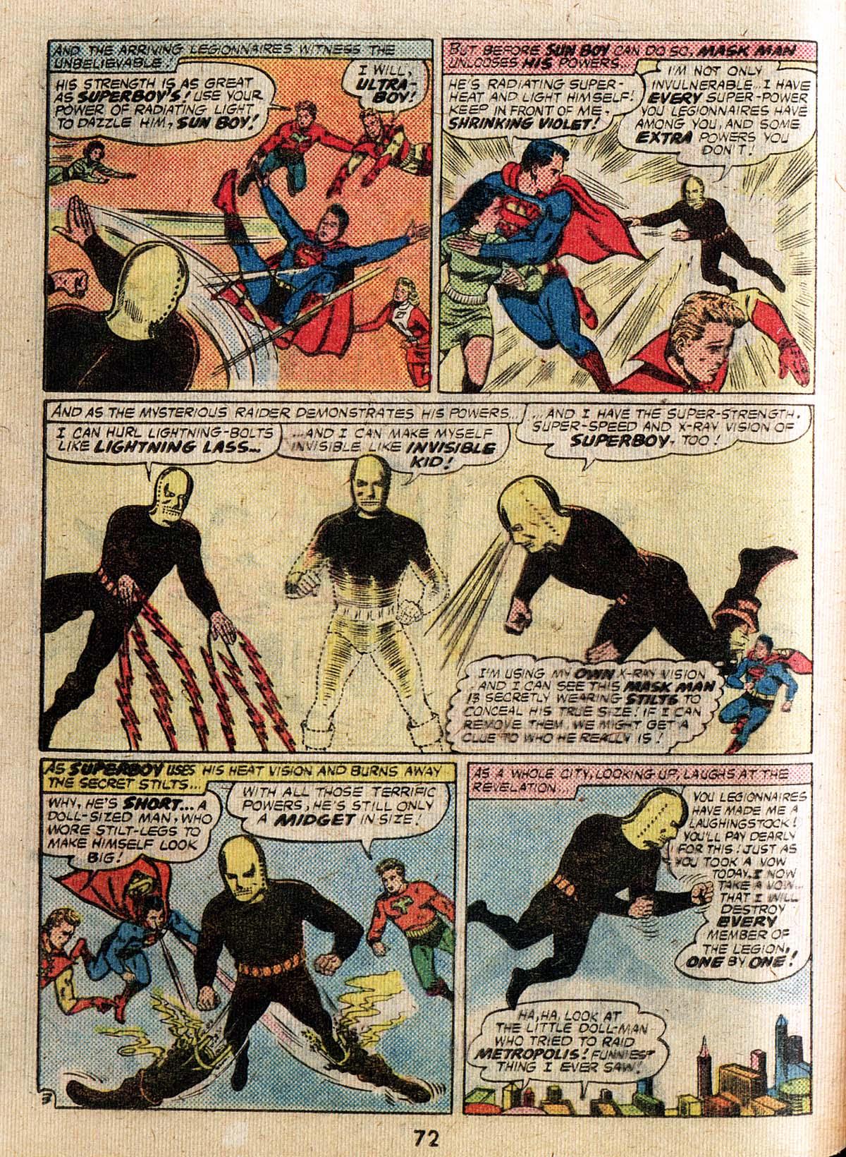 Read online Adventure Comics (1938) comic -  Issue #500 - 72