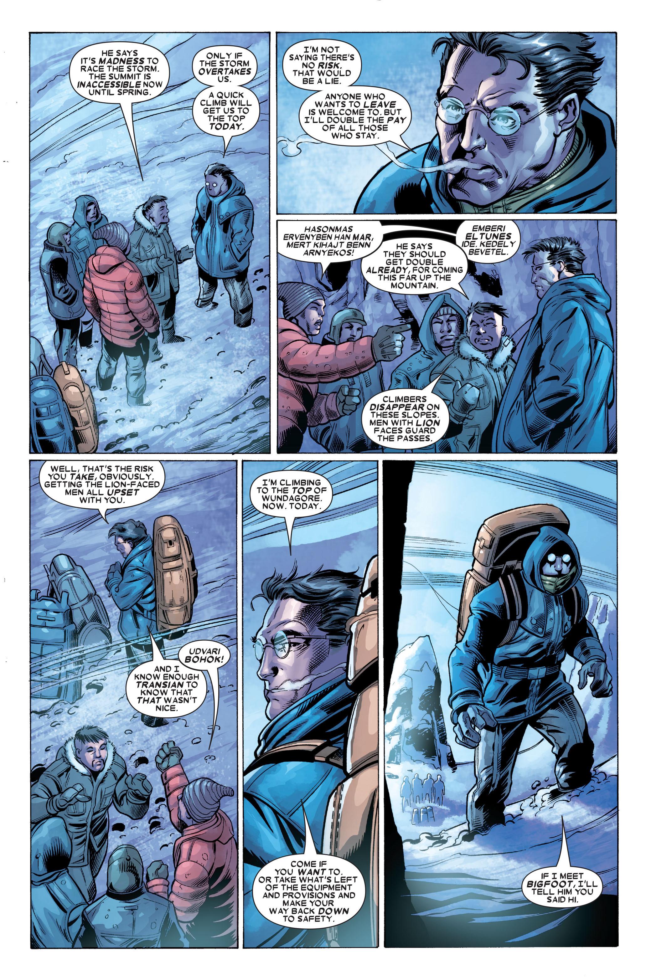Read online Uncanny X-Men (1963) comic -  Issue #488 - 27