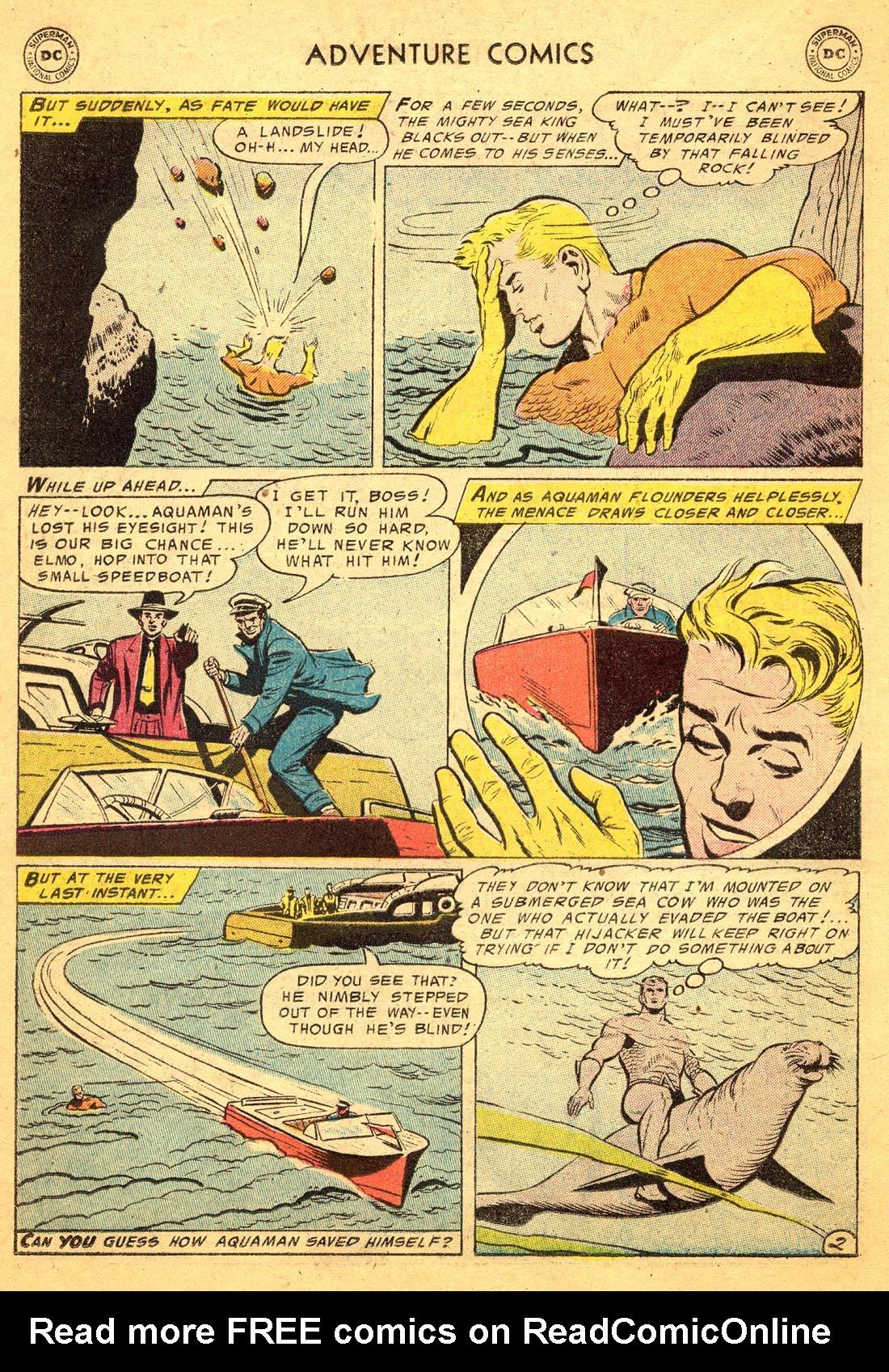 Read online Adventure Comics (1938) comic -  Issue #217 - 18
