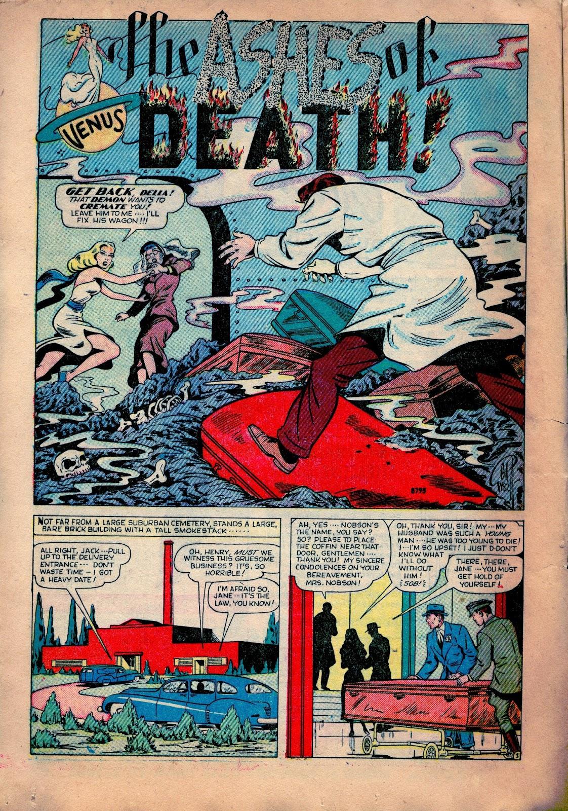 Venus (1948) issue 16 - Page 14